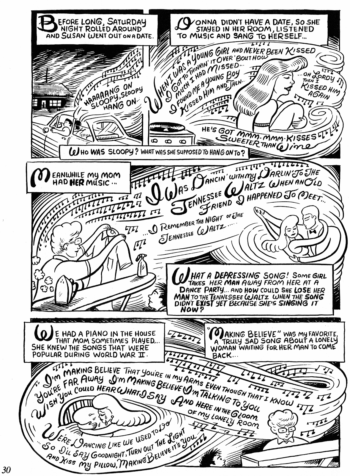 Drawn & Quarterly (1990) issue 7 - Page 32