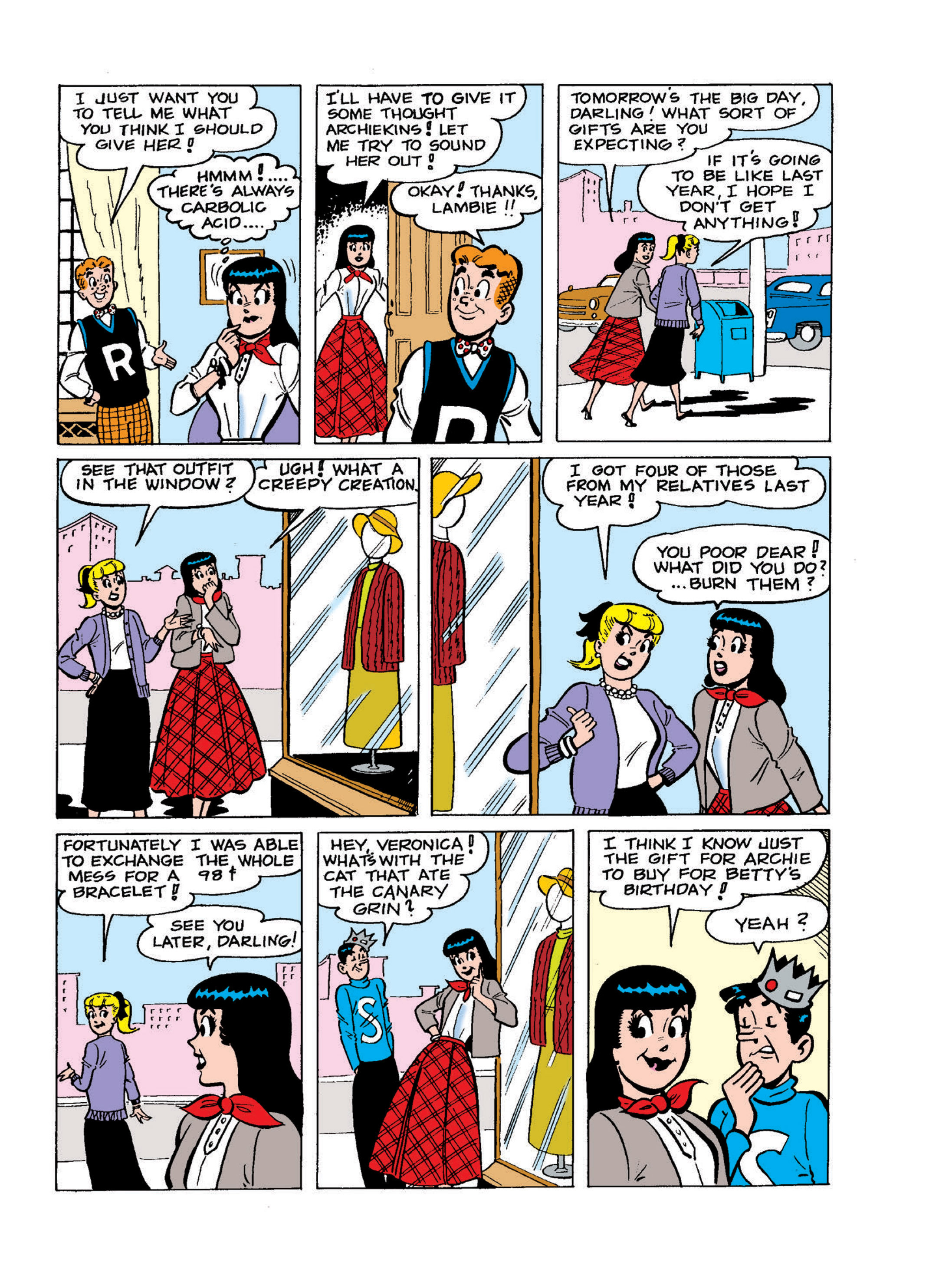 Read online Archie 1000 Page Comics Blowout! comic -  Issue # TPB (Part 2) - 73