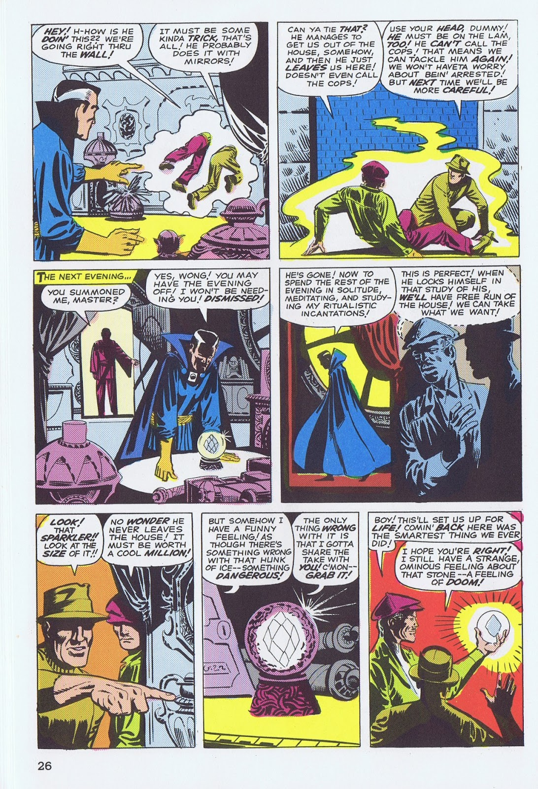 Doctor Strange: Master of the Mystic Arts issue TPB - Page 24