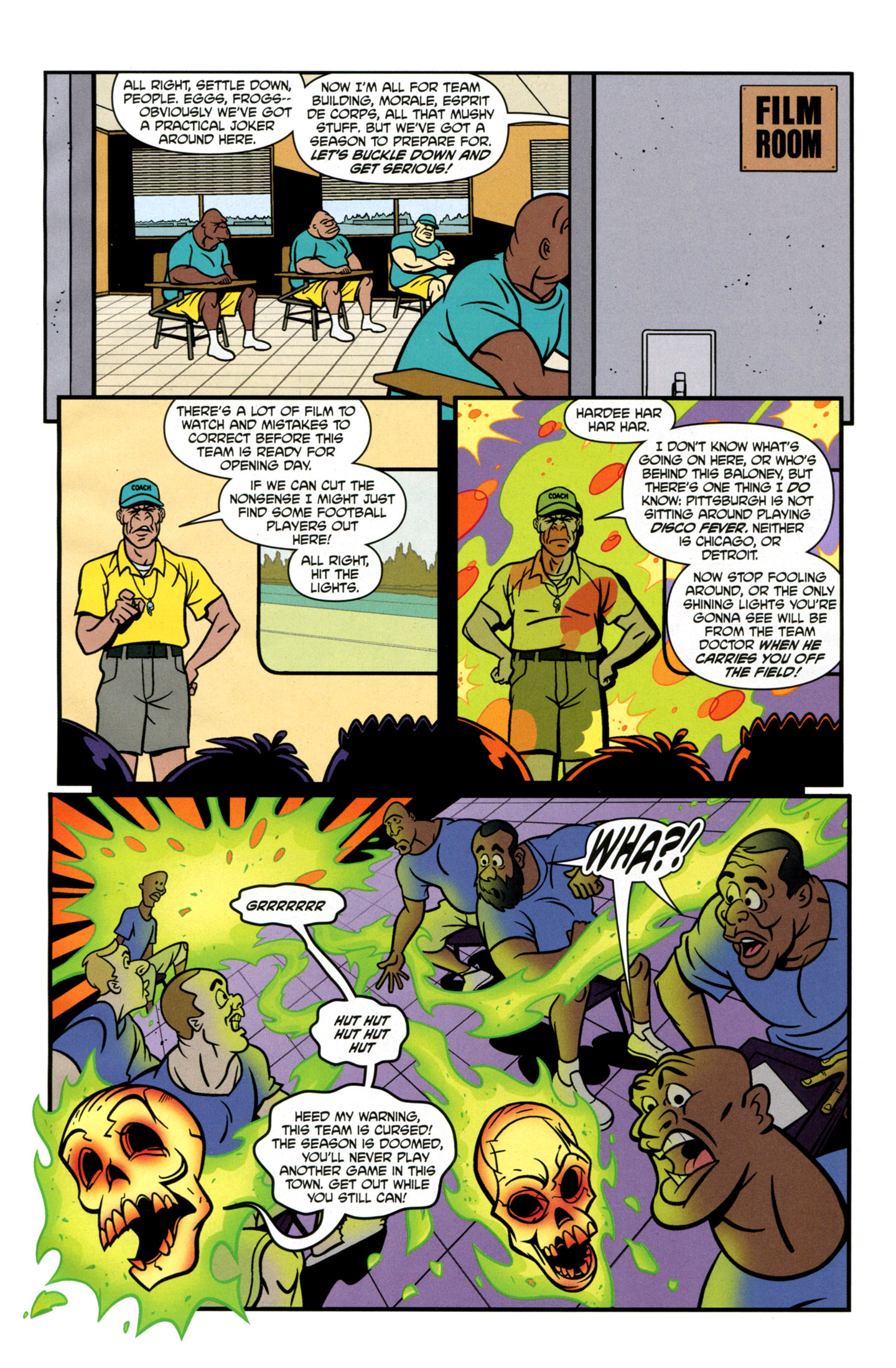 Read online Scooby-Doo: Where Are You? comic -  Issue #21 - 5