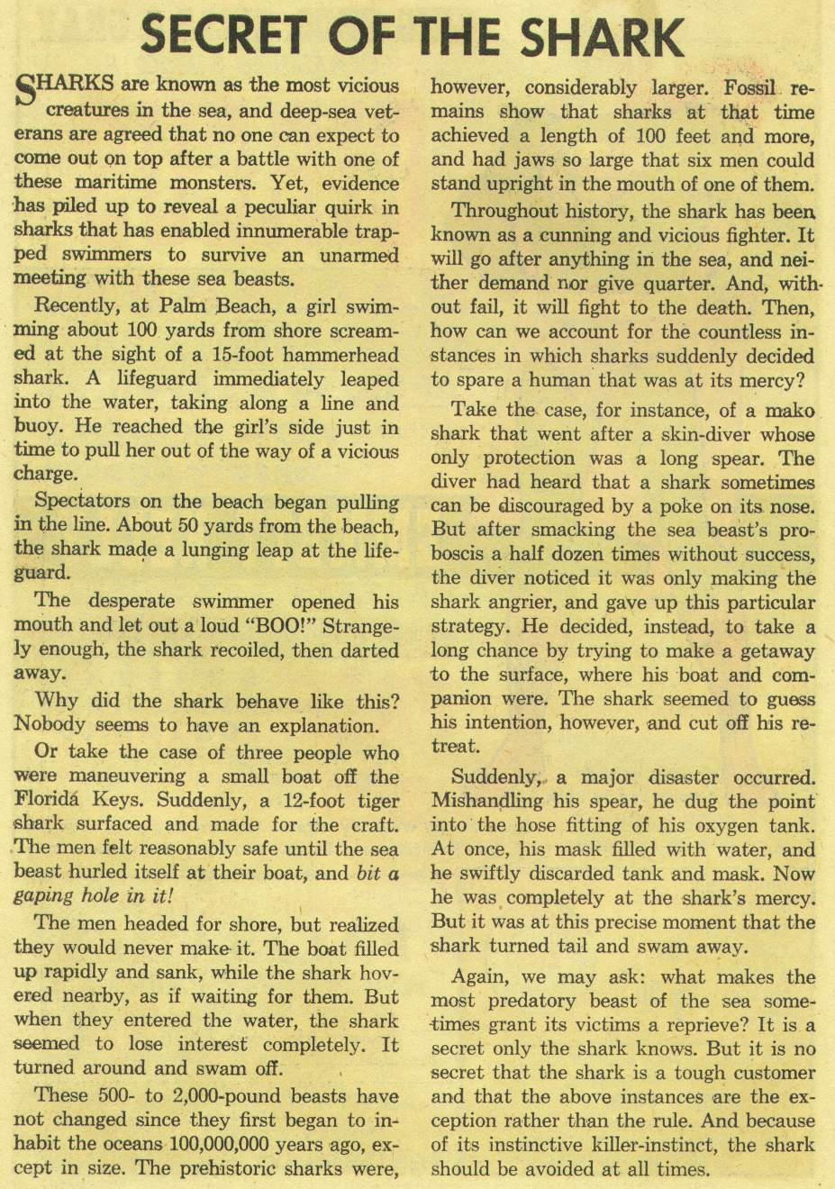 Aquaman (1962) Issue #3 #3 - English 22