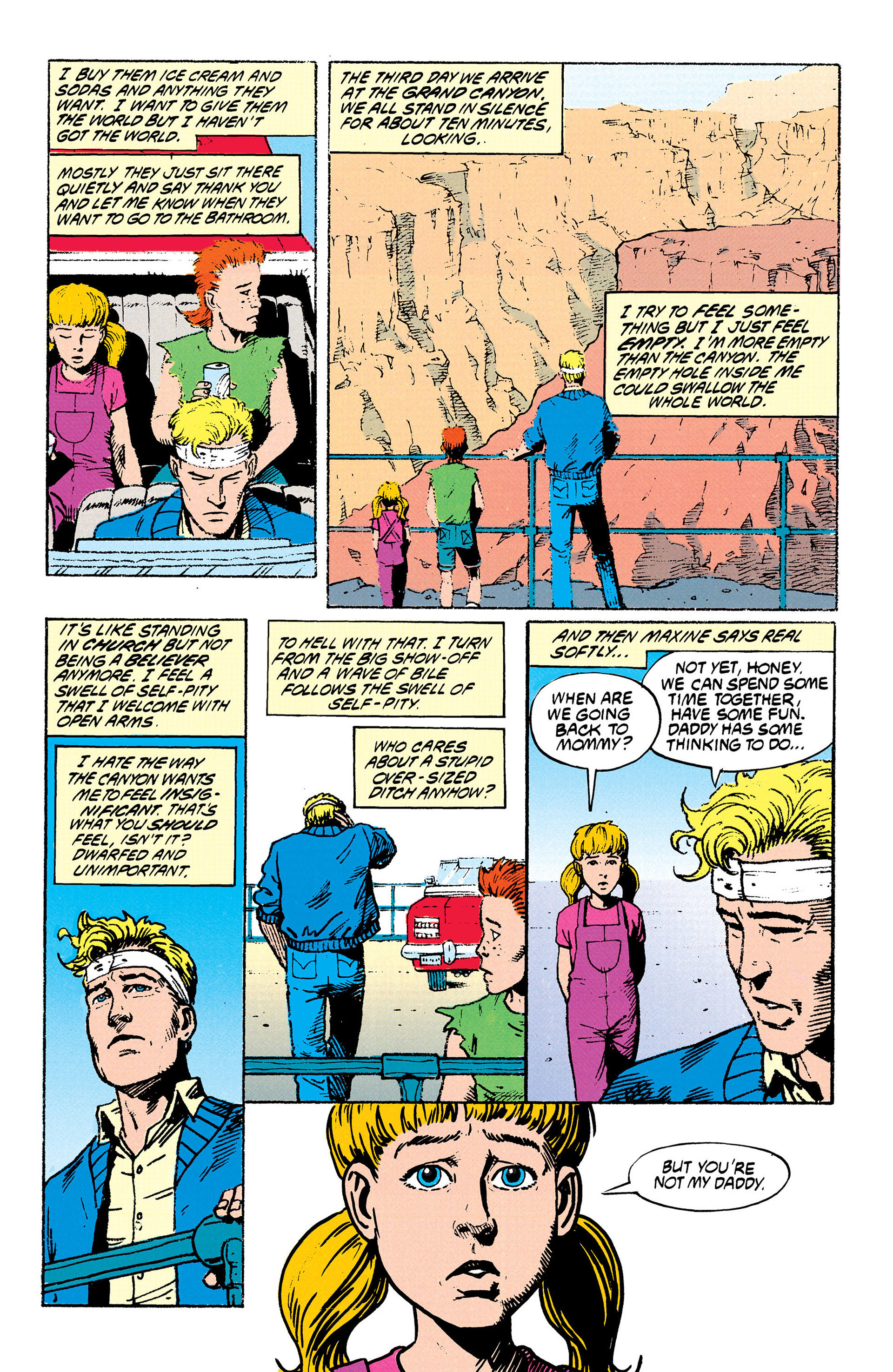 Read online Animal Man (1988) comic -  Issue #29 - 9