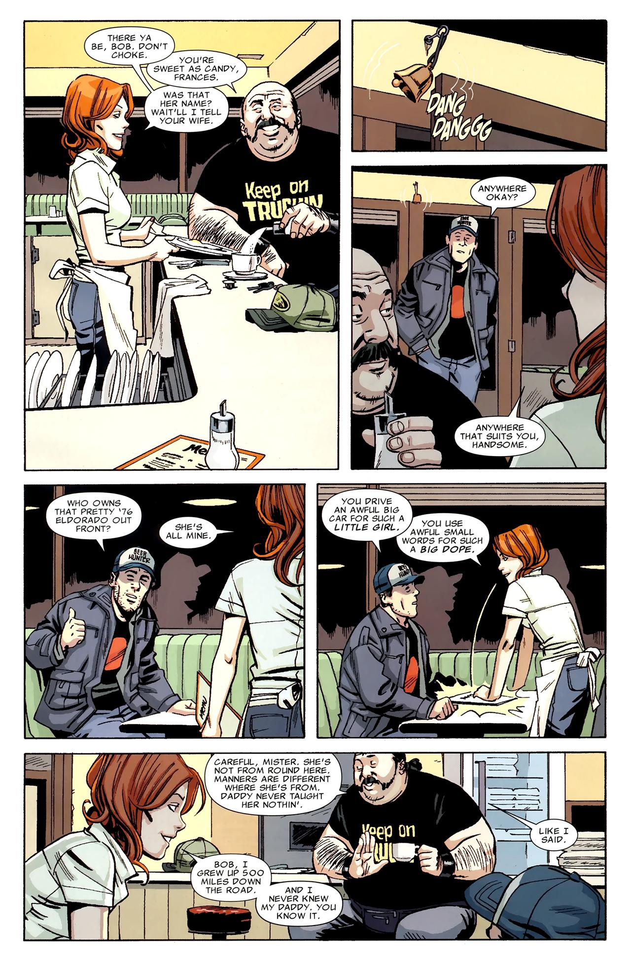 Read online Heralds comic -  Issue #1 - 5