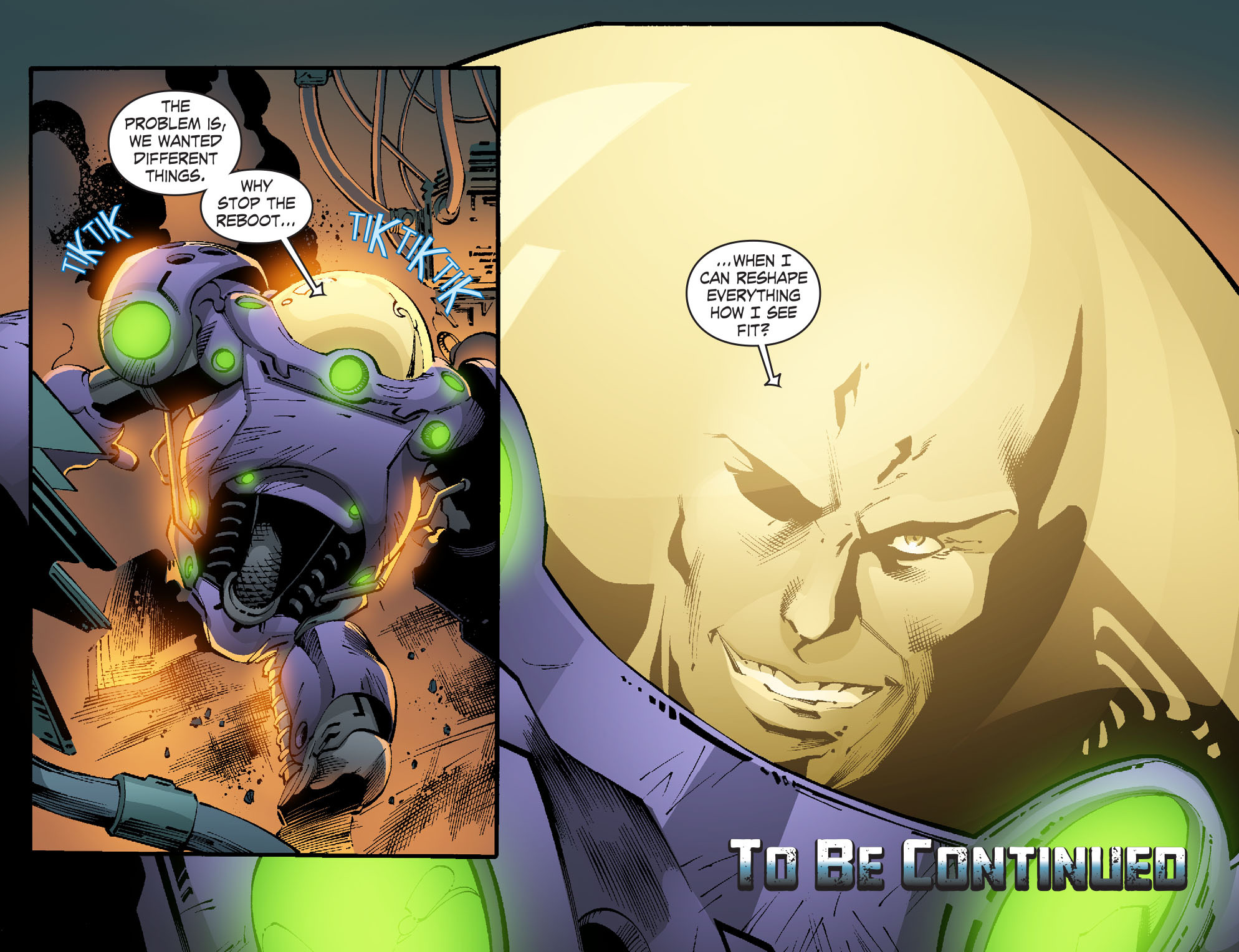 Read online Smallville: Continuity comic -  Issue #5 - 22