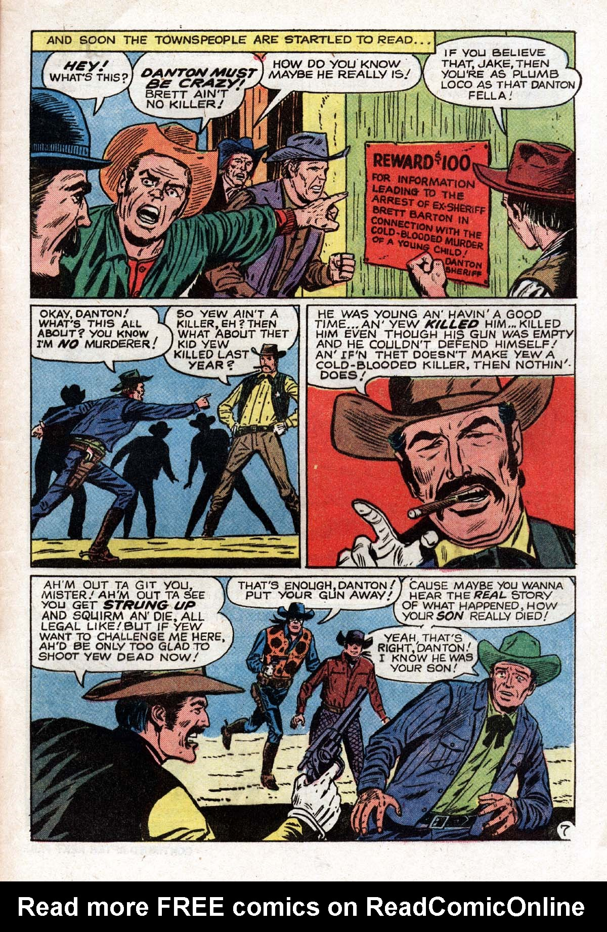Read online Two-Gun Kid comic -  Issue #104 - 29