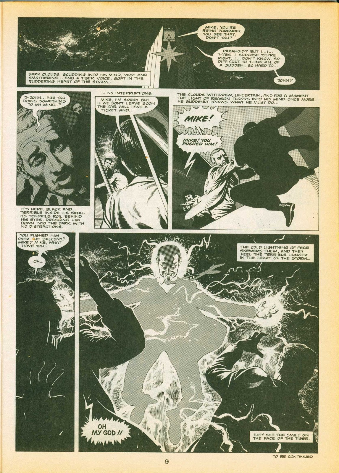 Warrior Issue #3 #4 - English 9