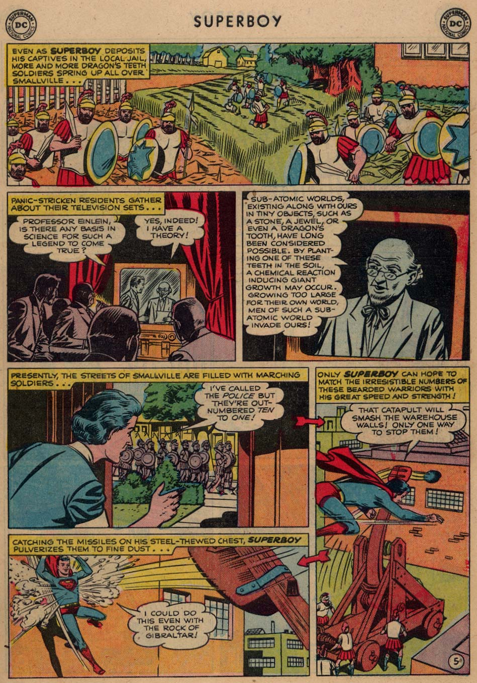 Superboy (1949) issue 20 - Page 32