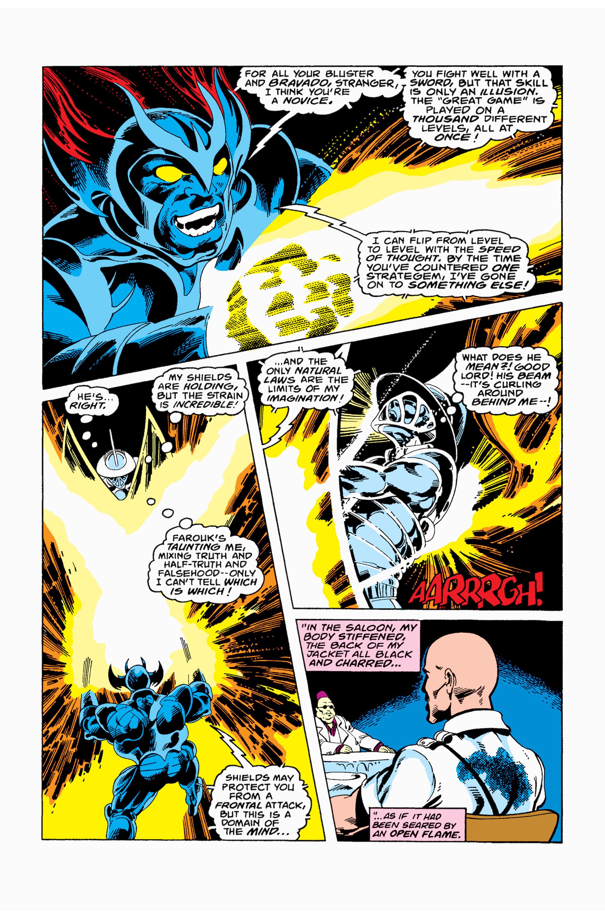 Read online Uncanny X-Men (1963) comic -  Issue #117 - 14