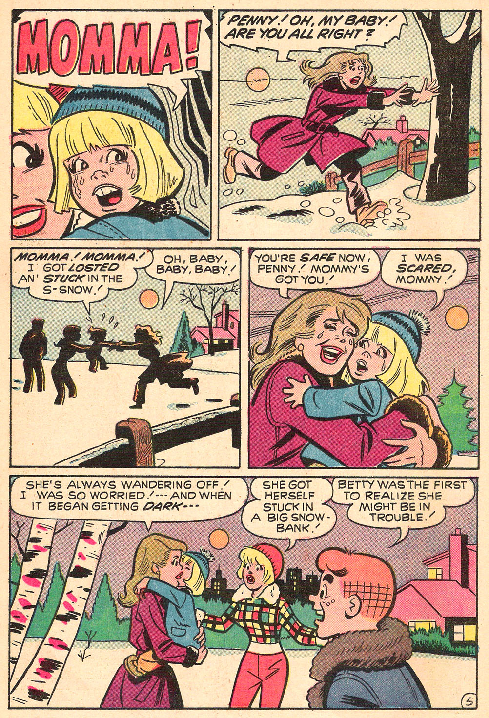 Read online Archie's Girls Betty and Veronica comic -  Issue #208 - 26