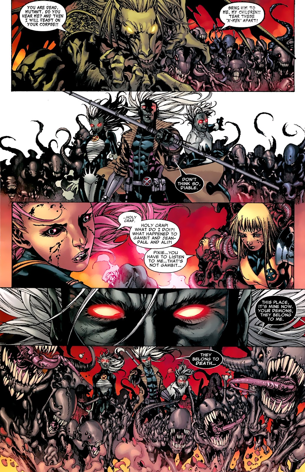 Read online X-Men: Second Coming Revelations comic -  Issue # TPB (Part 2) - 36