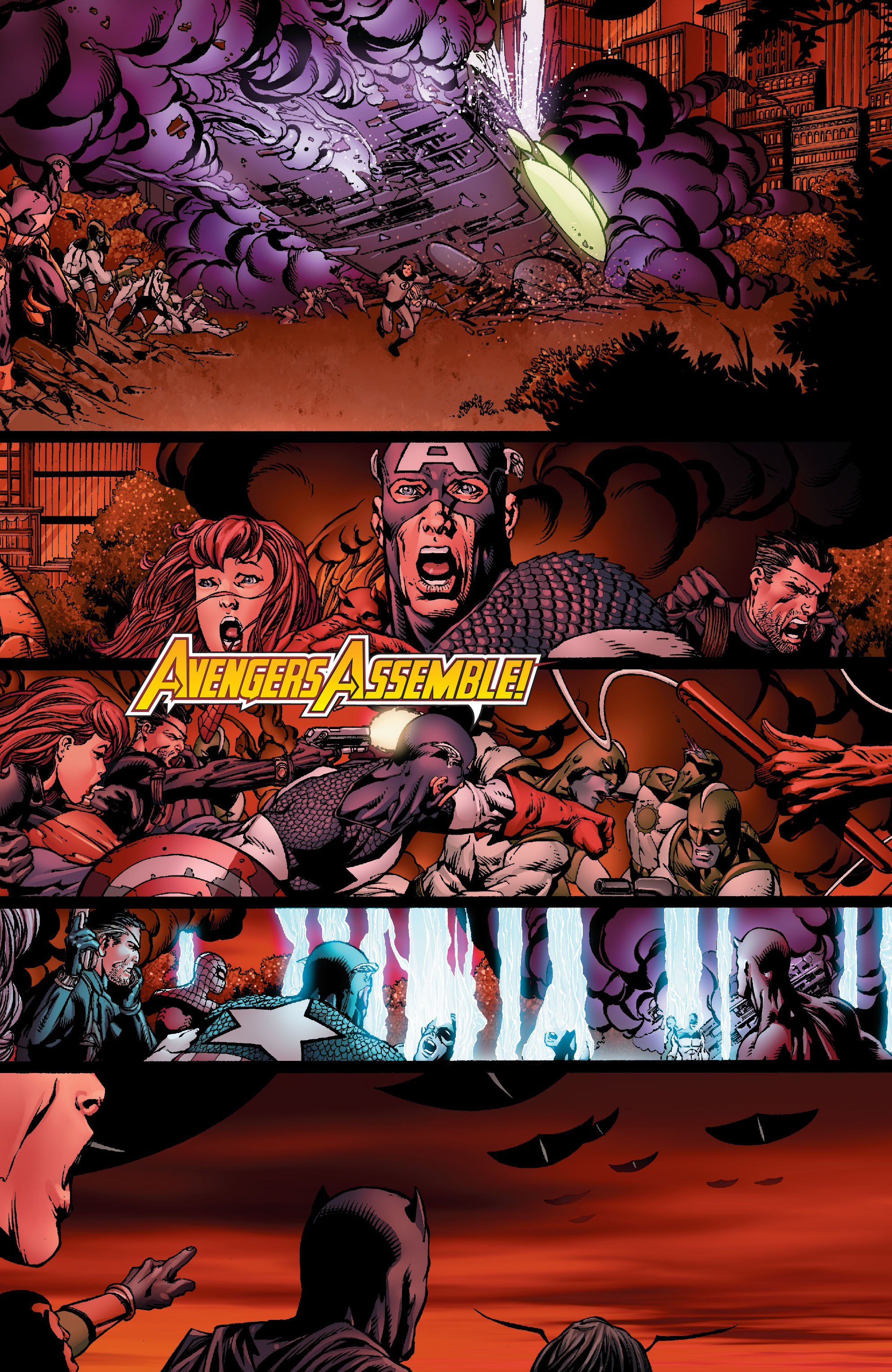 Read online Avengers (1998) comic -  Issue #502 - 18