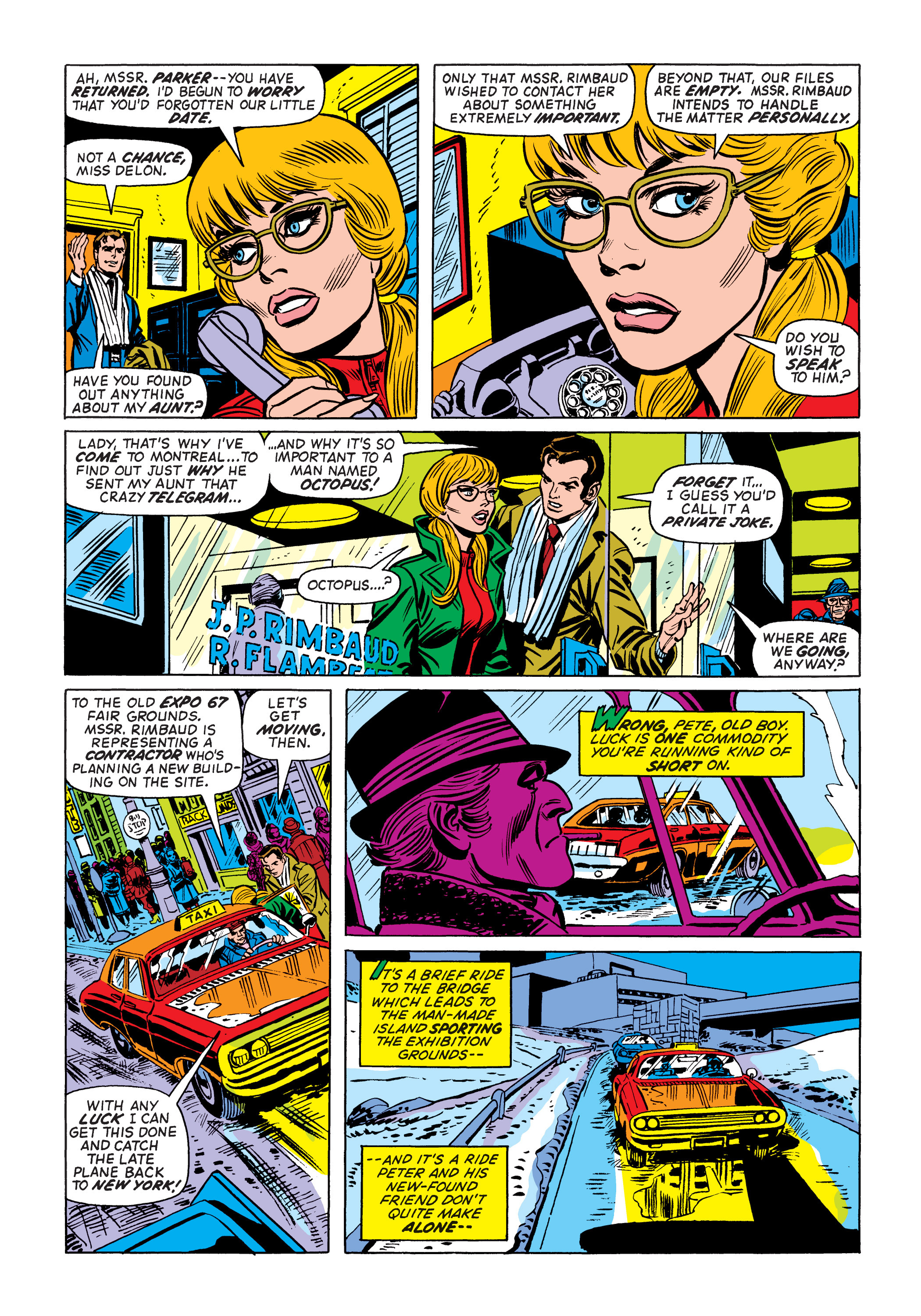 The Amazing Spider-Man (1963) 120 Page 10