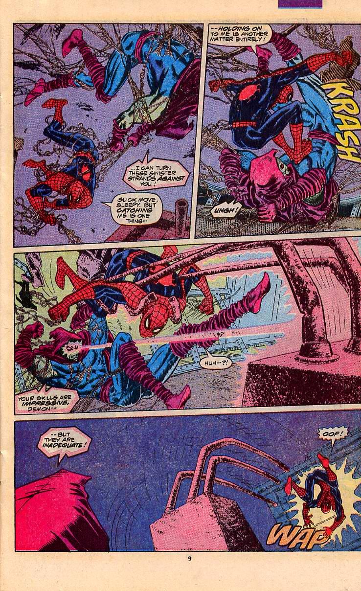 Read online Sleepwalker comic -  Issue #5 - 8