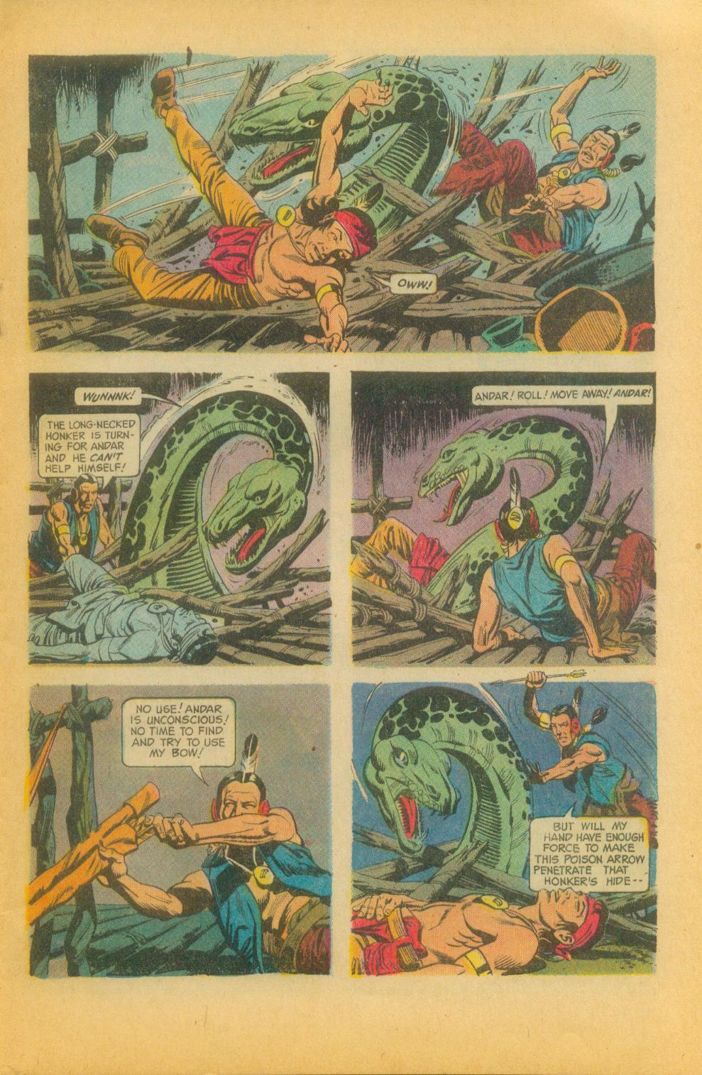 Read online Turok, Son of Stone comic -  Issue #82 - 5