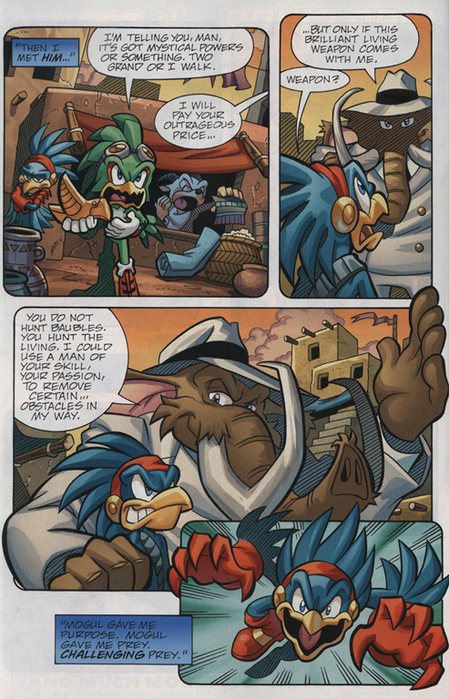 Read online Sonic Universe comic -  Issue #30 - 20