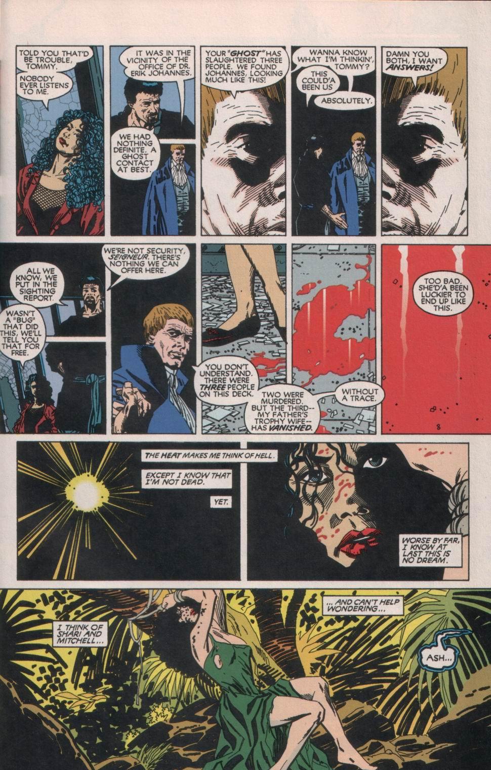 Read online Aliens/Predator: The Deadliest of the Species comic -  Issue #1 - 28