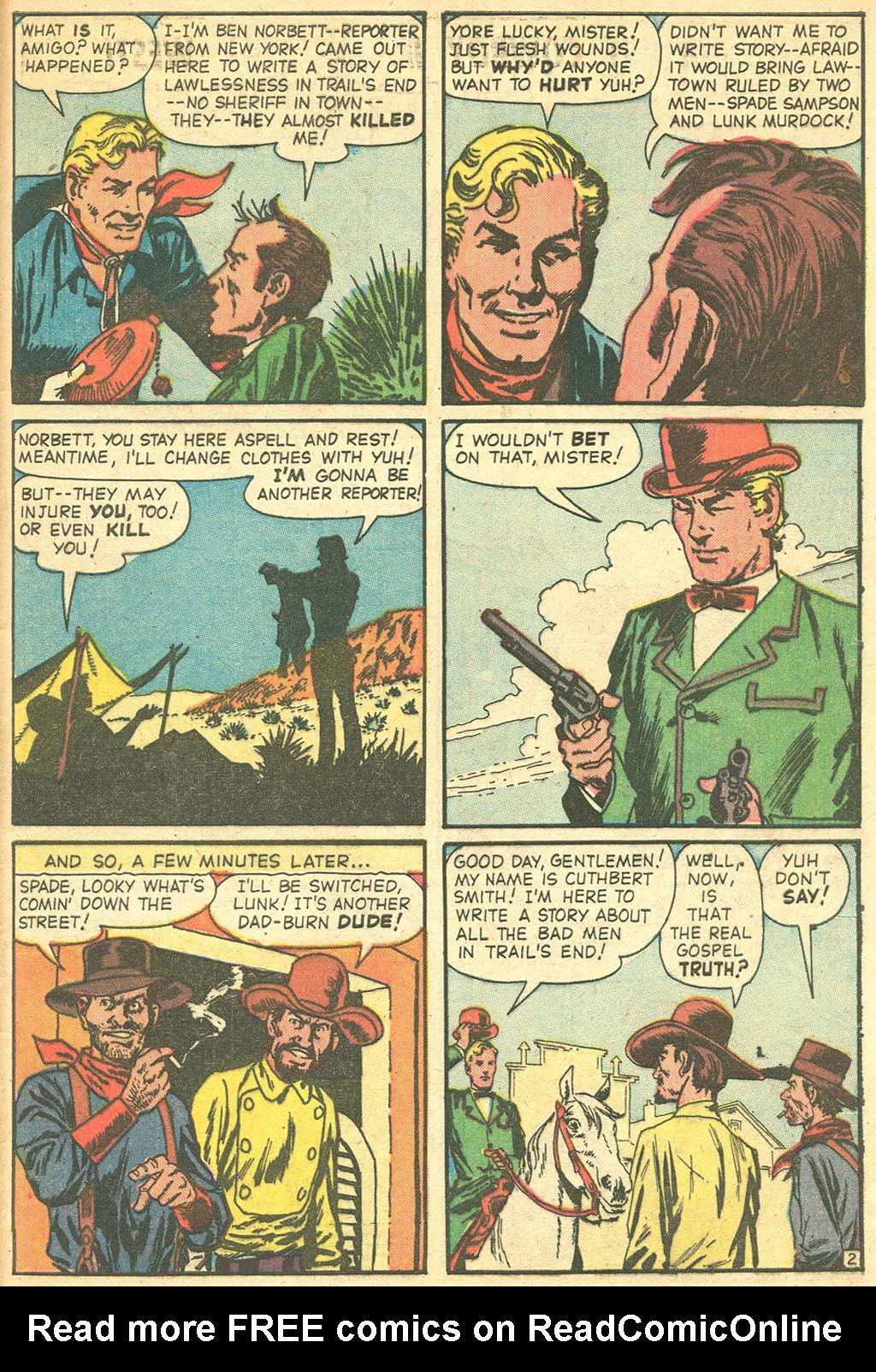 Read online Two-Gun Kid comic -  Issue #50 - 29