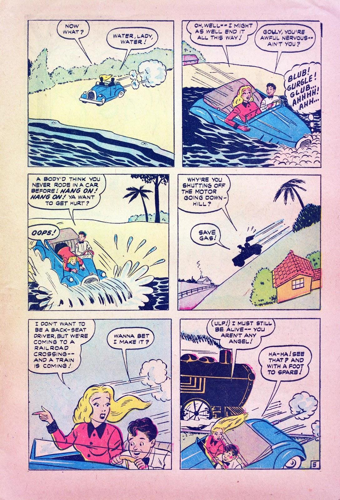 Read online Joker Comics comic -  Issue #41 - 7