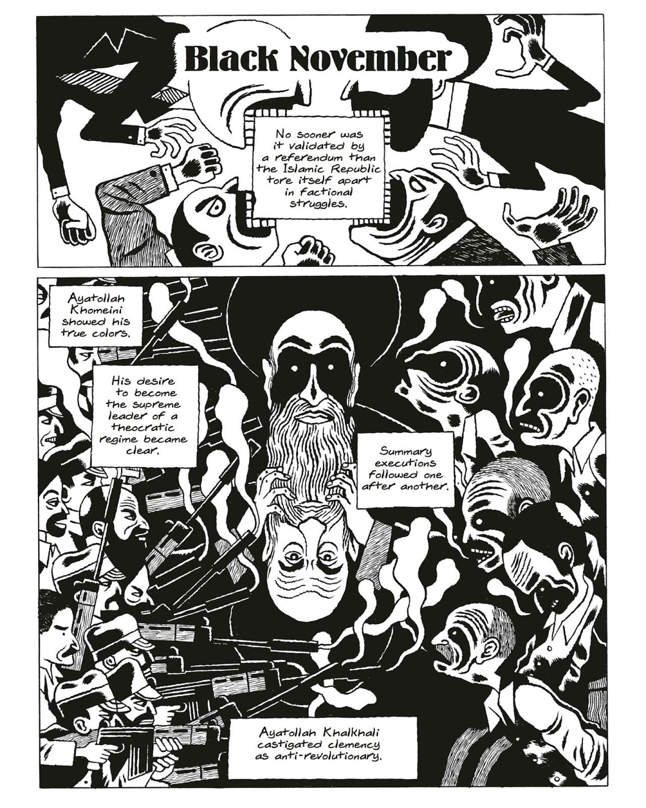 Best of Enemies: A History of US and Middle East Relations issue TPB_2 - Page 66