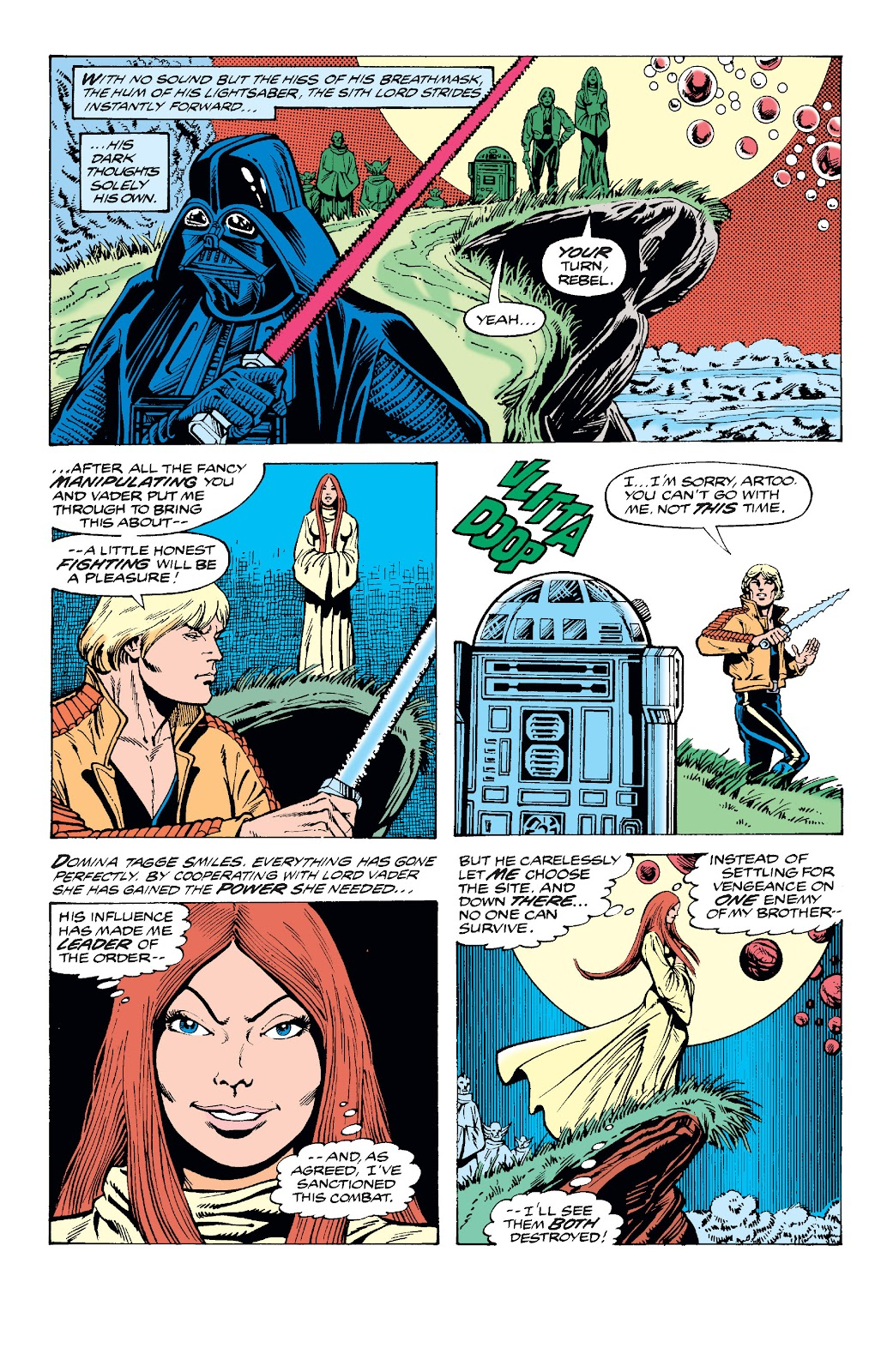 Read online Star Wars Legends: The Original Marvel Years - Epic Collection comic -  Issue # TPB 2 (Part 3) - 77