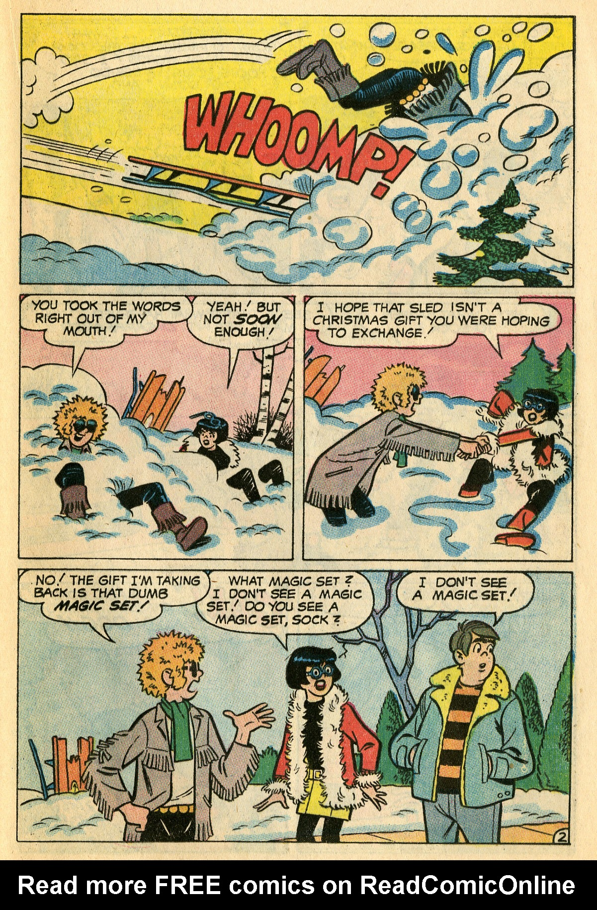 Read online She's Josie comic -  Issue #39 - 21