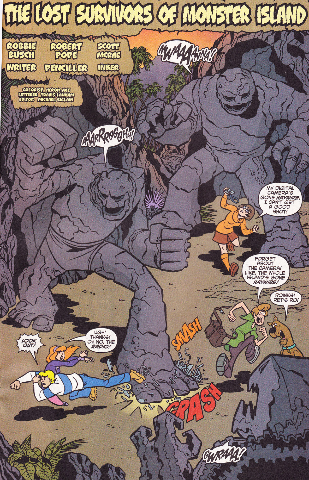 Read online Scooby-Doo (1997) comic -  Issue #109 - 21