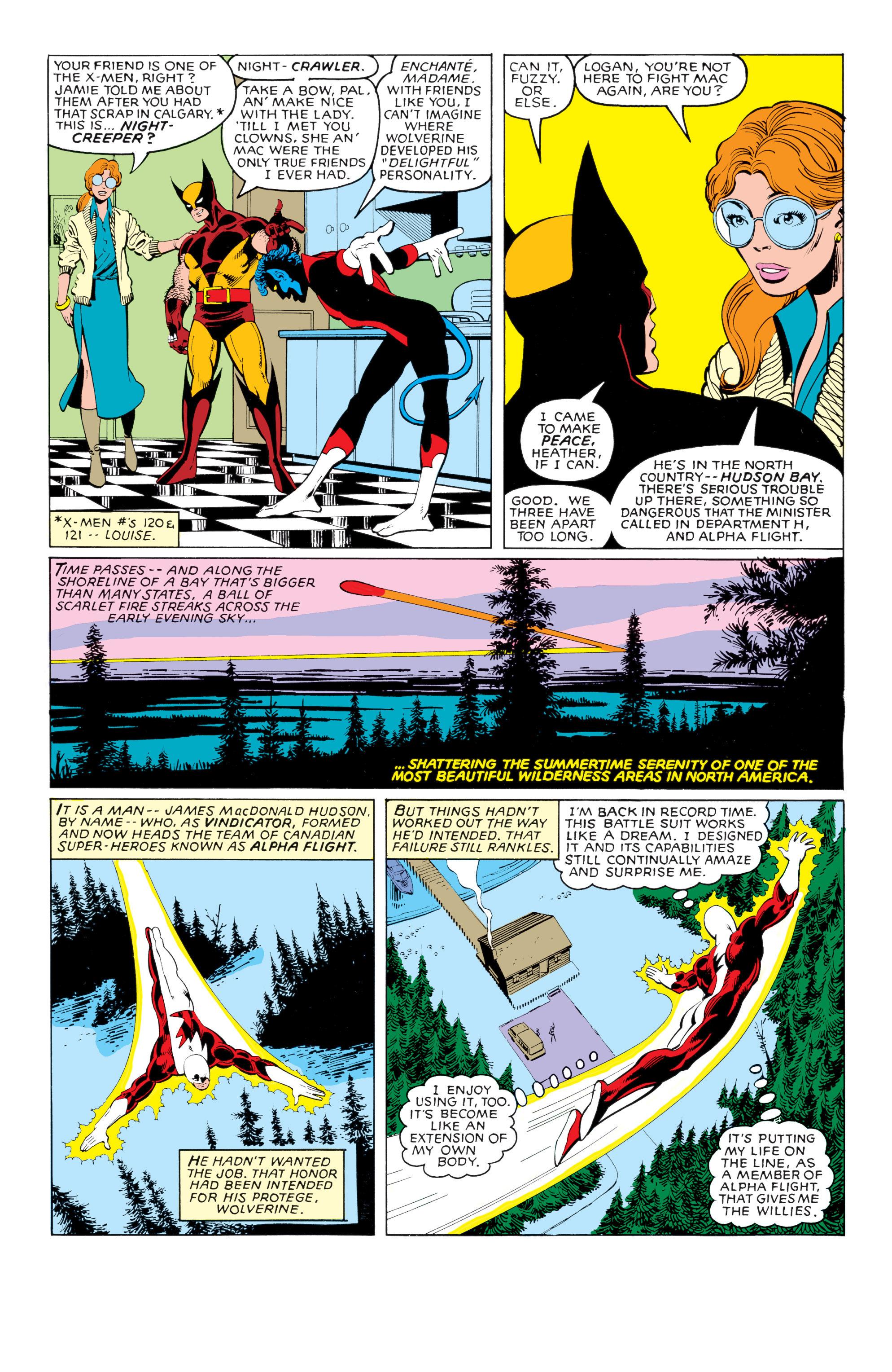 Uncanny X-Men (1963) 139 Page 12