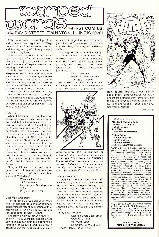 Warp 17 Page 2