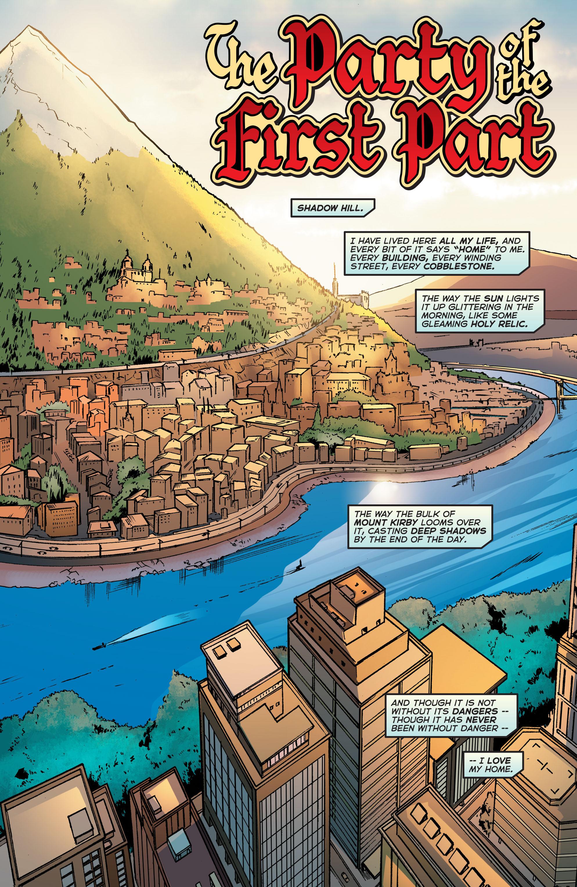 Read online Astro City comic -  Issue #39 - 4