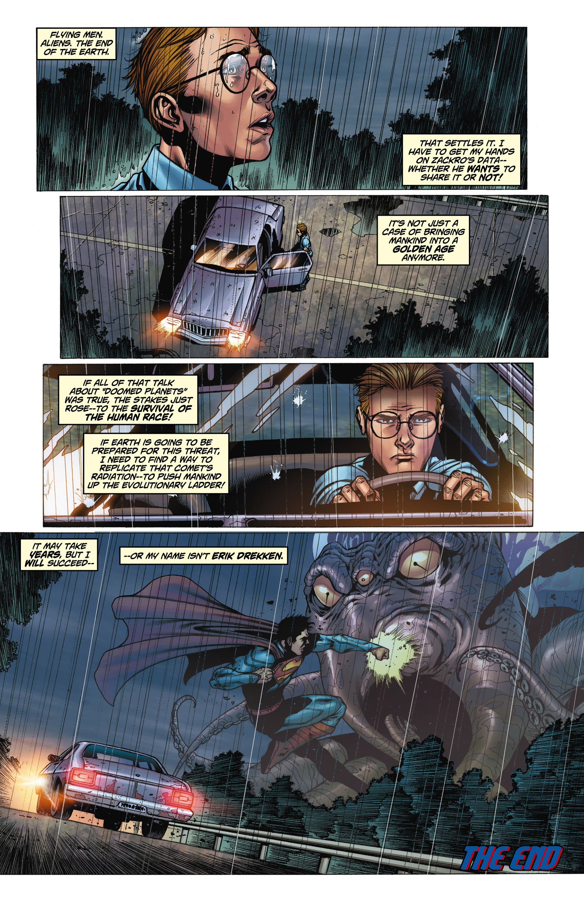 Read online Action Comics (2011) comic -  Issue #0 - 29