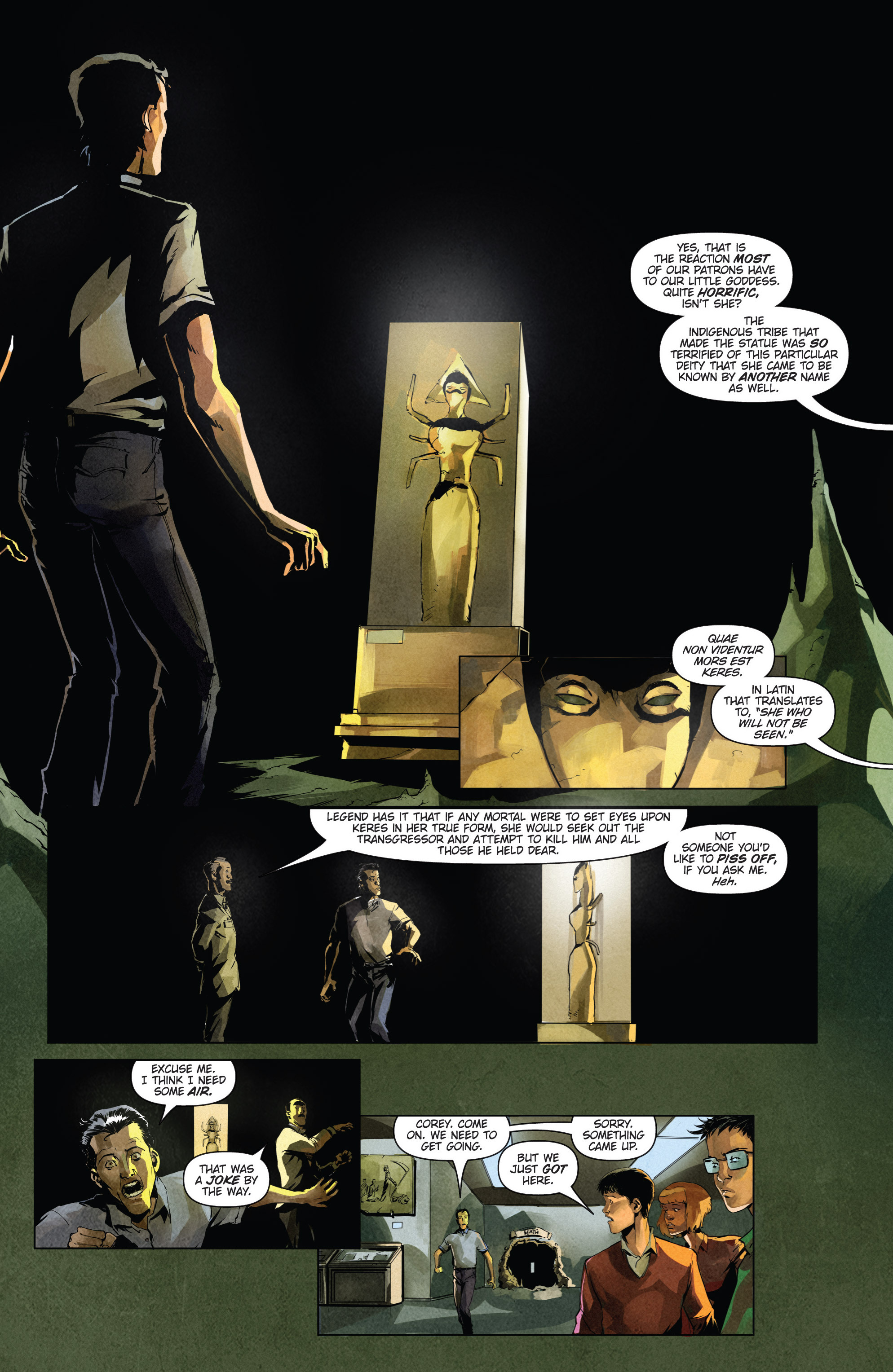 Read online Grimm Fairy Tales presents No Tomorrow comic -  Issue # TPB - 43