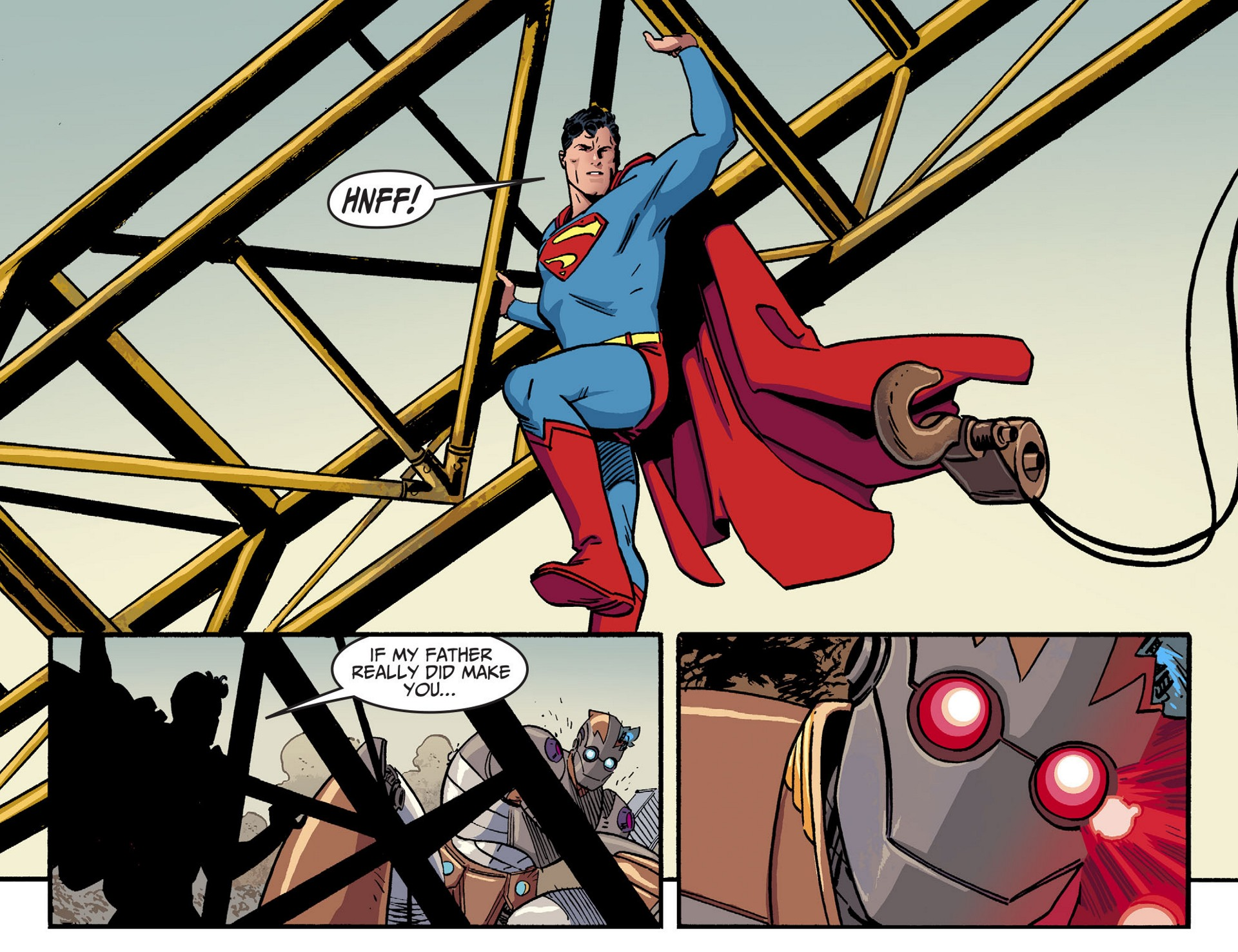 Read online Adventures of Superman [I] comic -  Issue #44 - 9