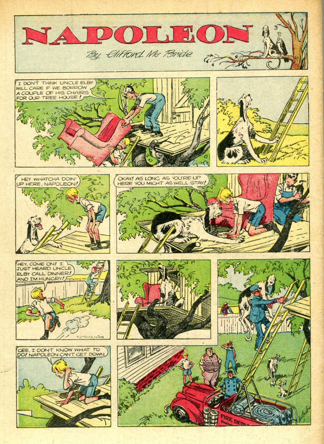 Read online Famous Funnies comic -  Issue #94 - 66