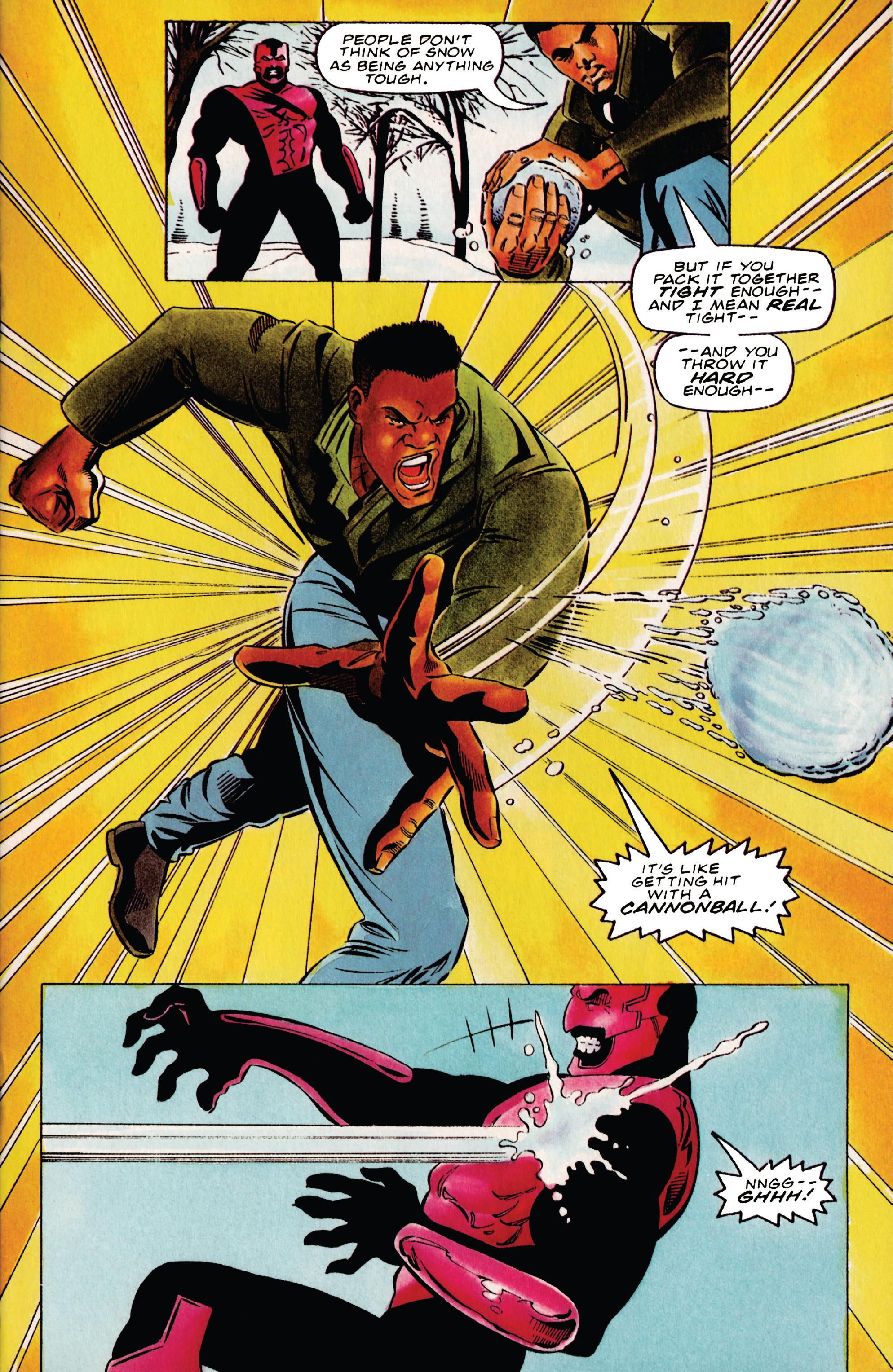 Read online Harbinger (1992) comic -  Issue #41 - 9