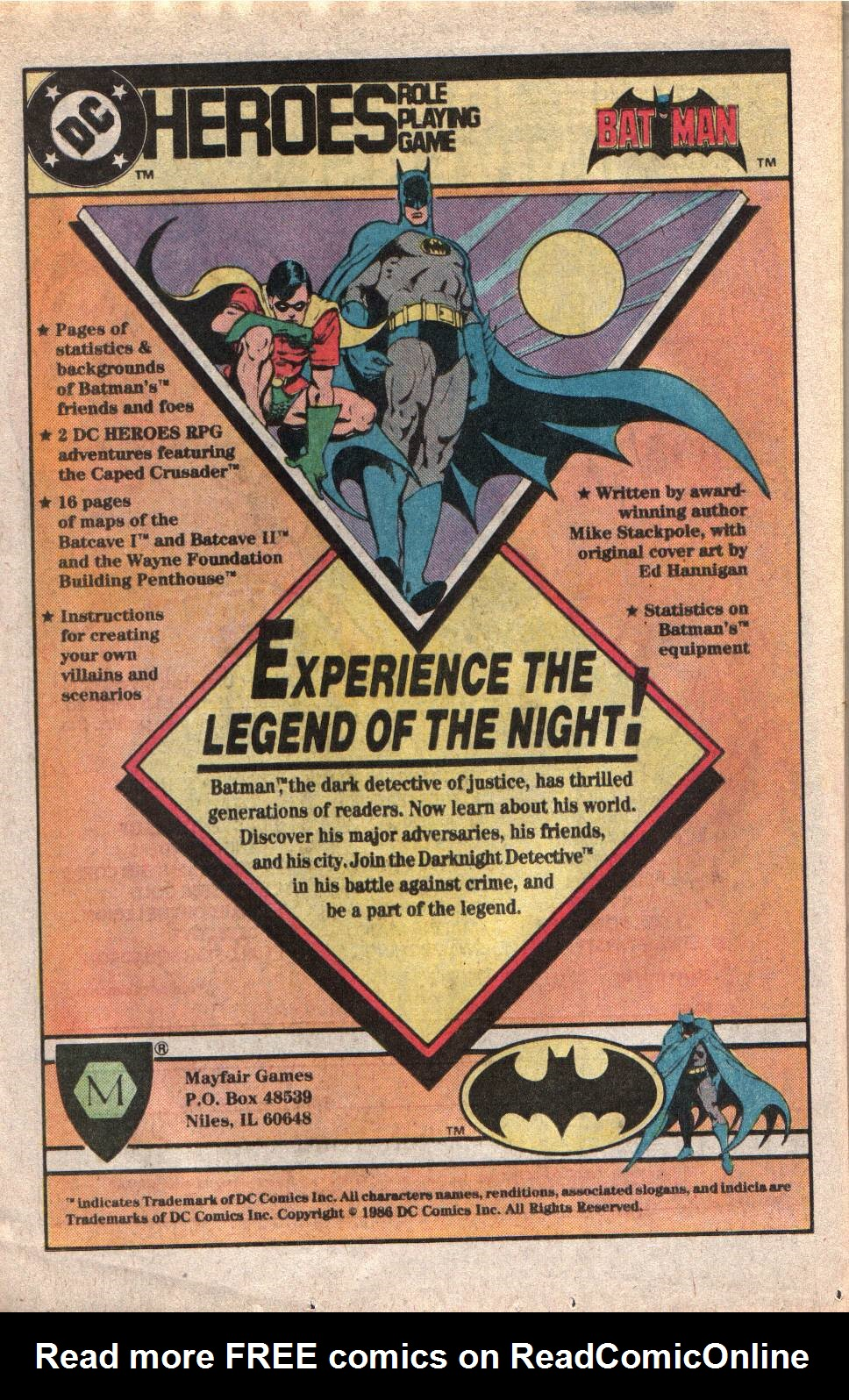 Read online All-Star Squadron comic -  Issue #60 - 13