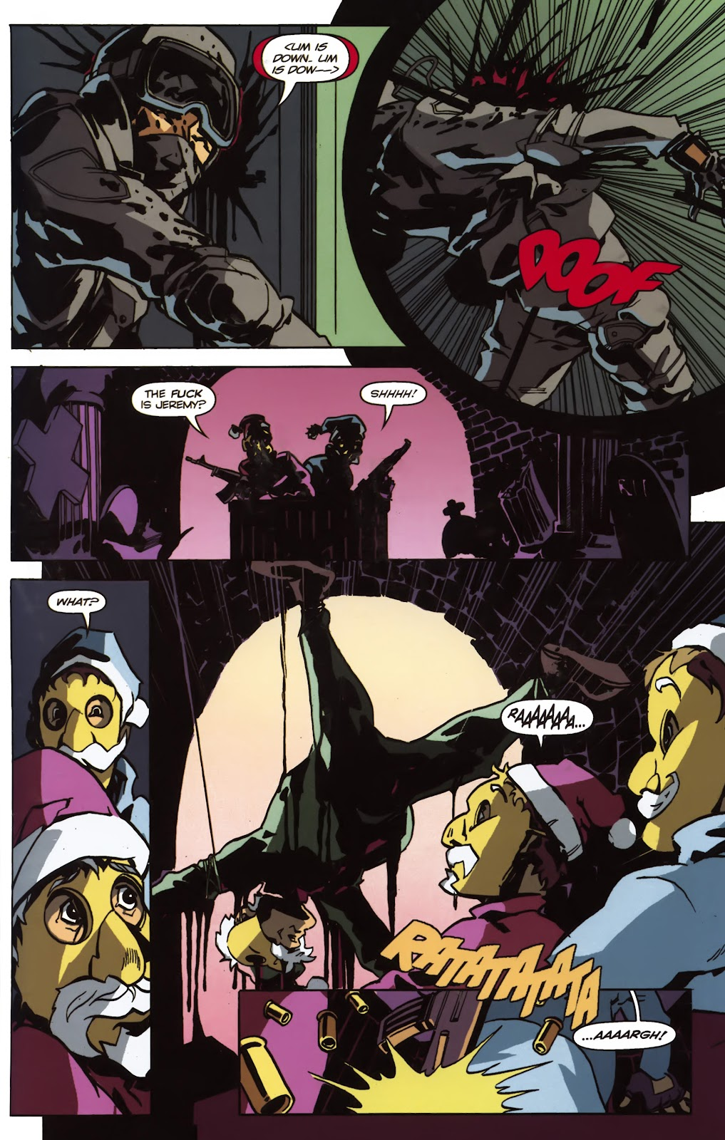 Read online Ricky Rouse Has A Gun comic -  Issue # TPB (Part 1) - 96
