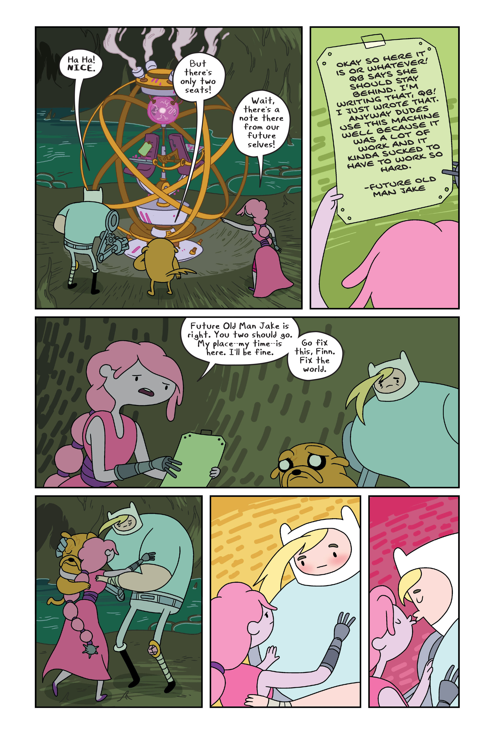 Read online Adventure Time comic -  Issue #Adventure Time _TPB 2 - 72