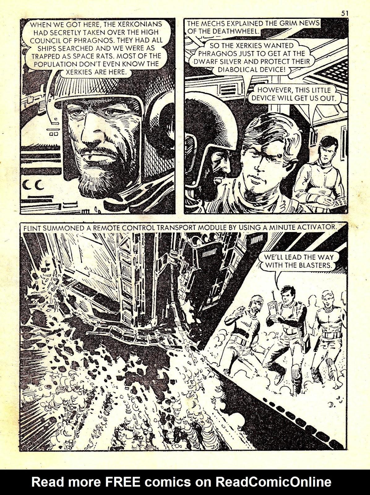 Starblazer issue 140 - Page 51