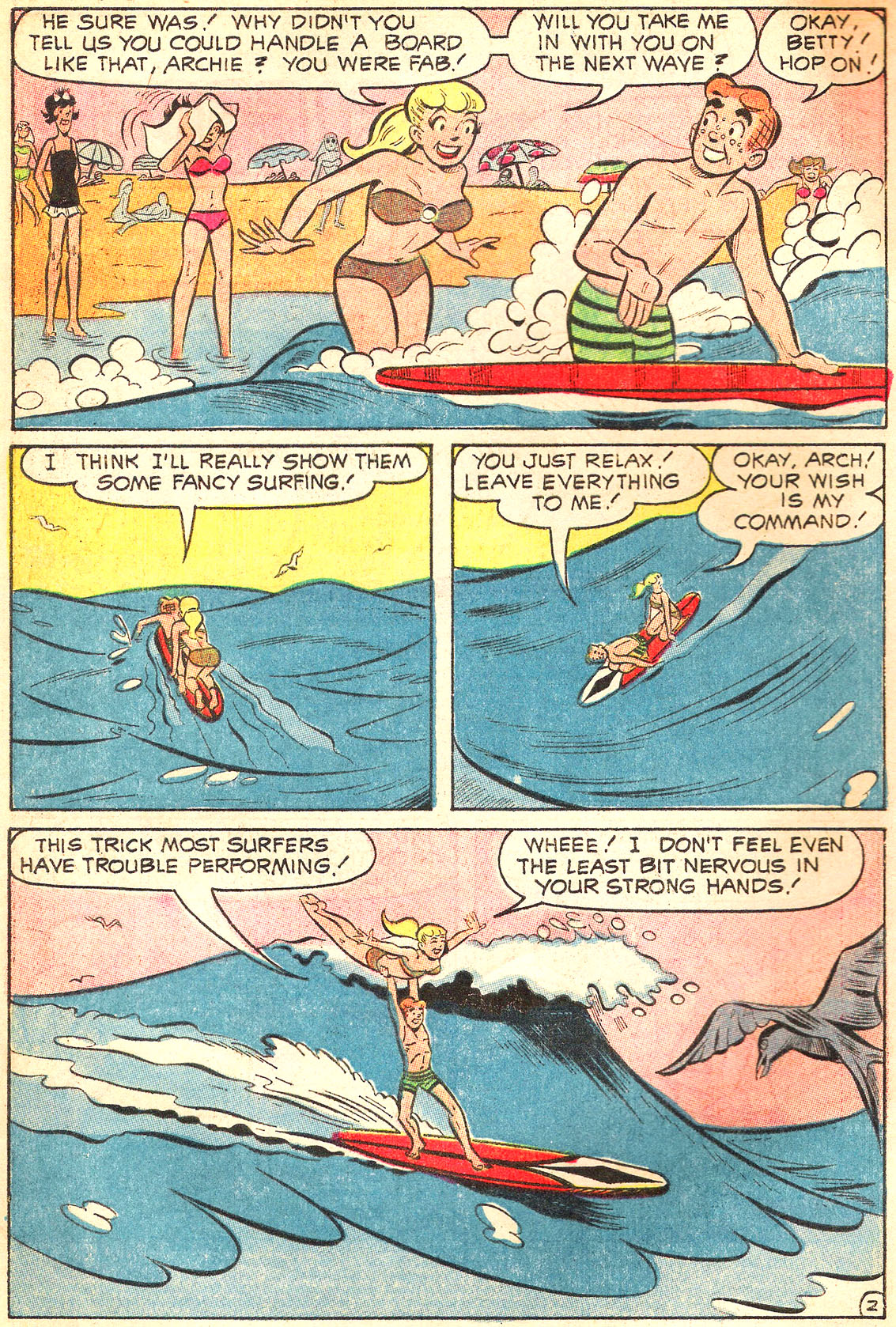 Read online Archie (1960) comic -  Issue #213 - 4