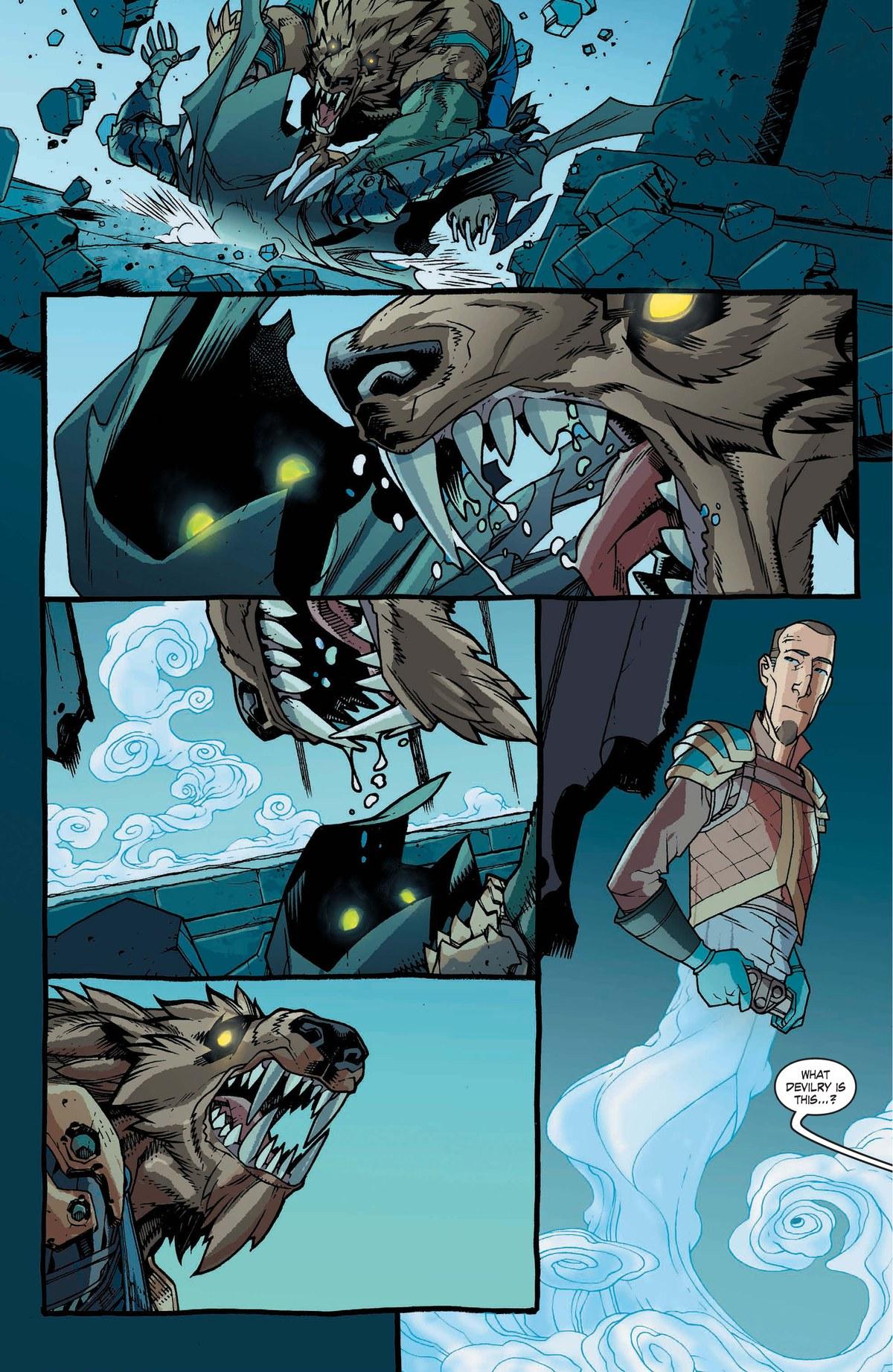 Read online World of Warcraft: Dark Riders comic -  Issue # Full - 112