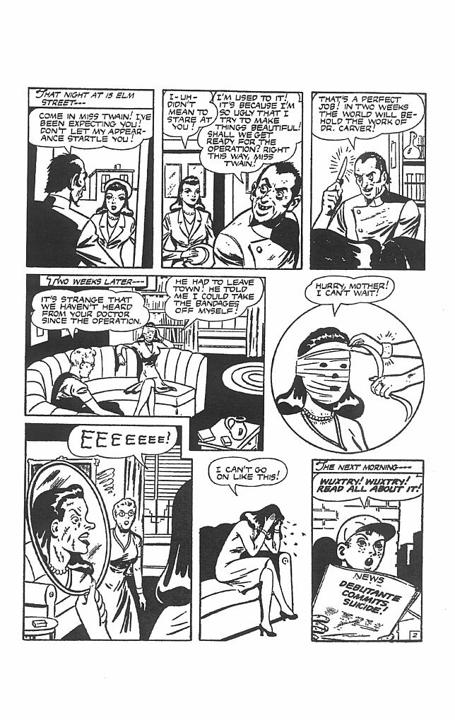 Read online Men of Mystery Comics comic -  Issue #40 - 20