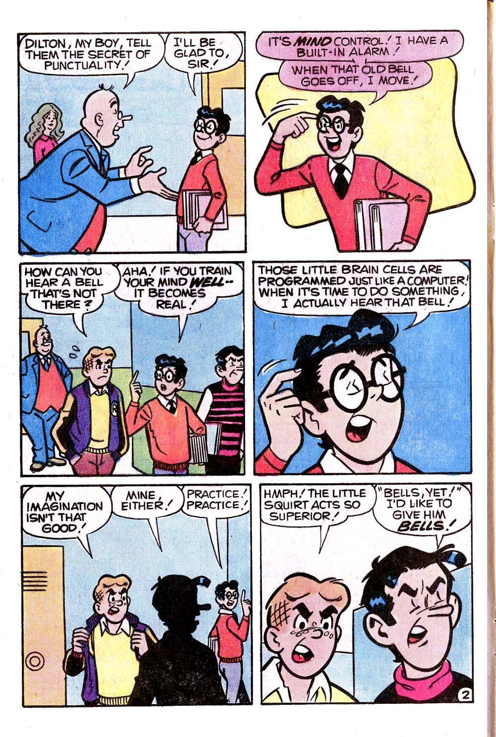 Read online Archie (1960) comic -  Issue #273 - 4
