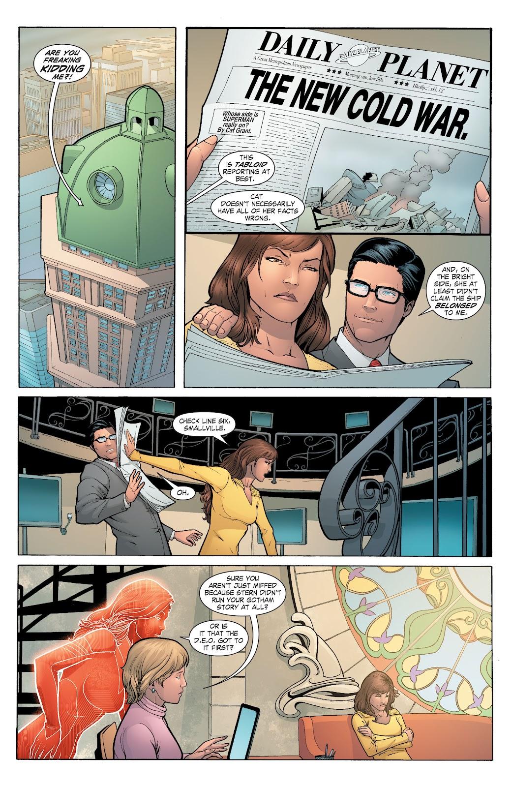 Read online Smallville Season 11 [II] comic -  Issue # TPB 6 - 168