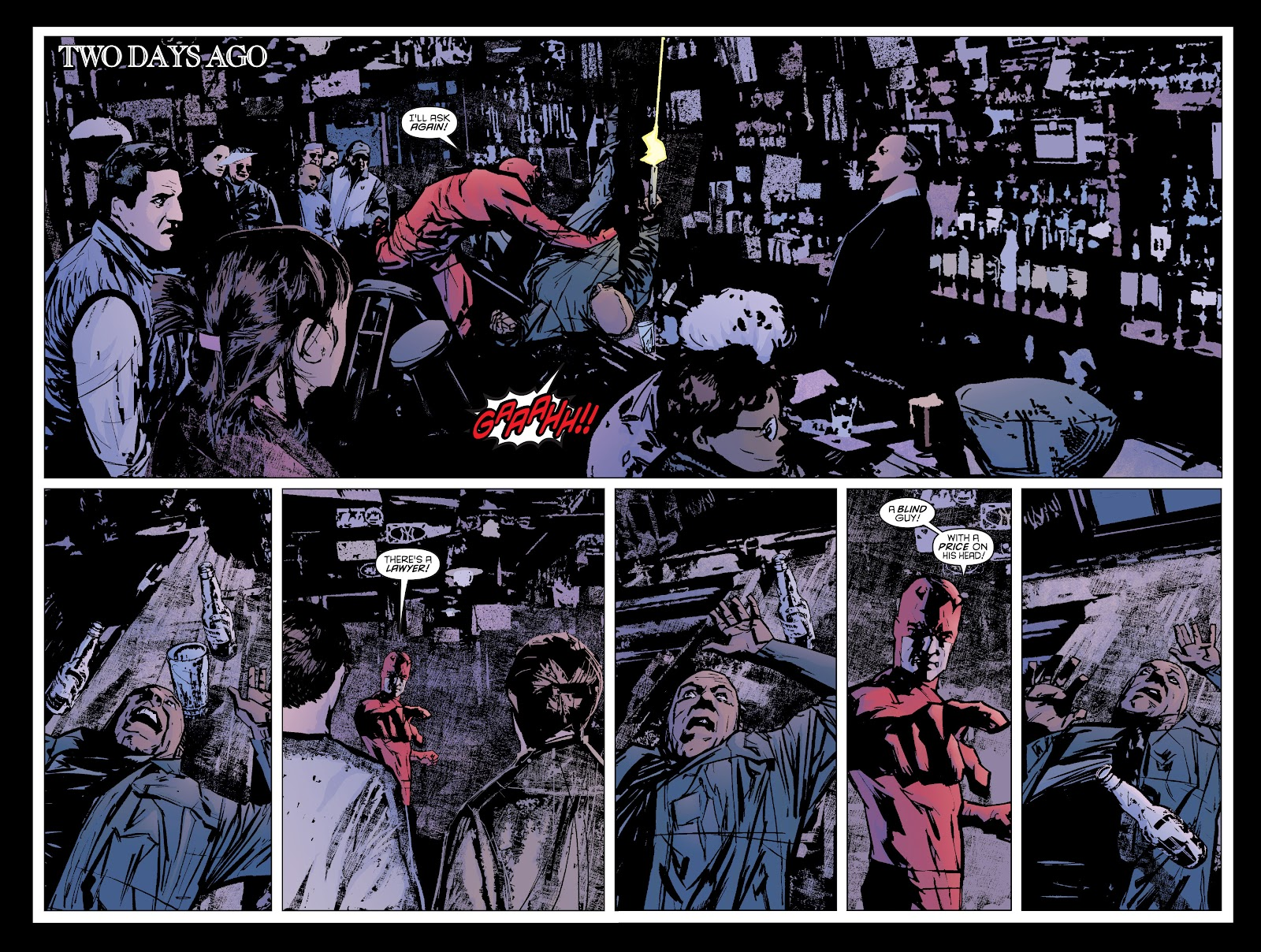 Read online Daredevil (1998) comic -  Issue # _Ultimate_Collection TPB 1 (Part 2) - 59