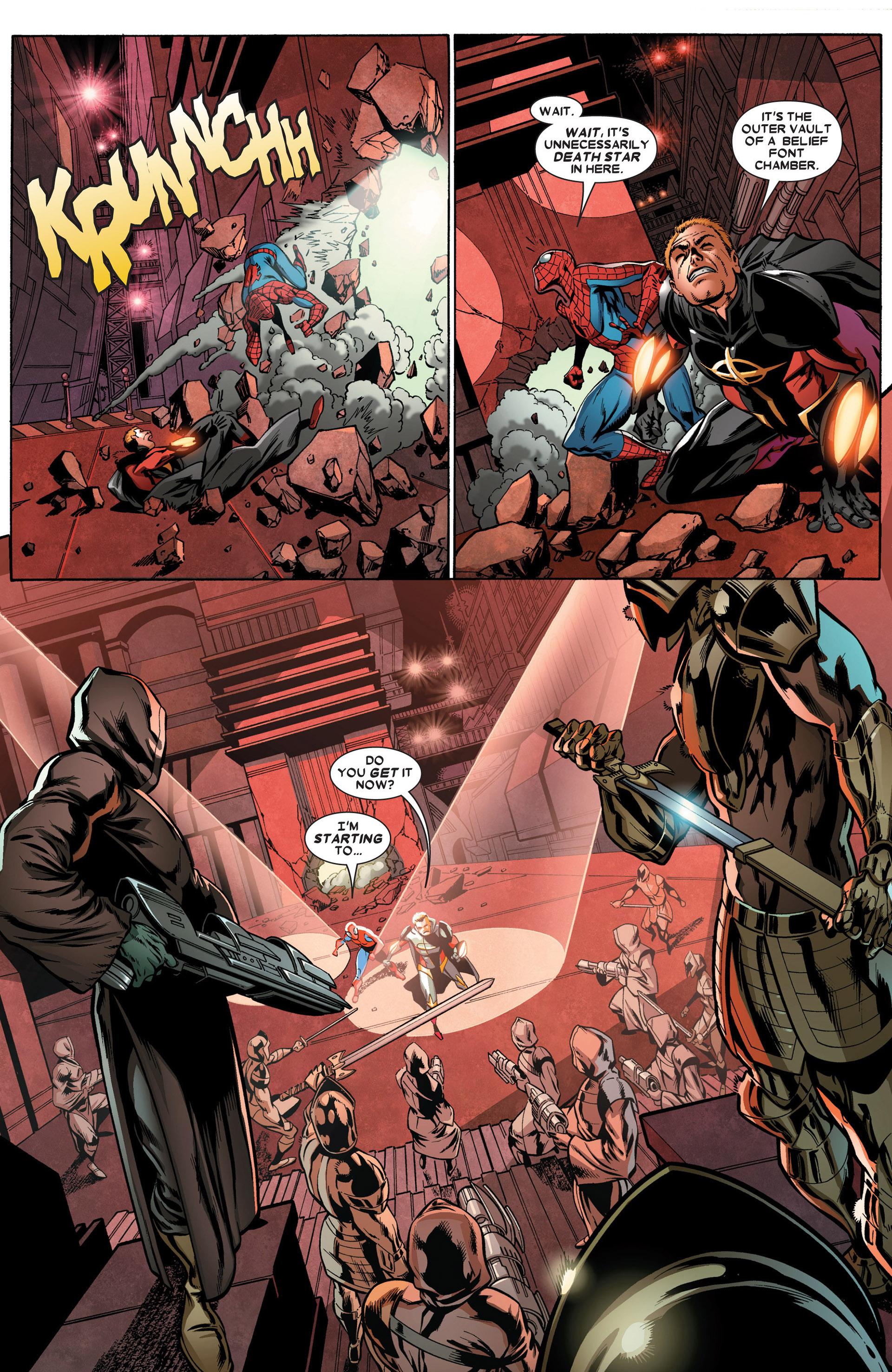 Read online Annihilators: Earthfall comic -  Issue #2 - 14