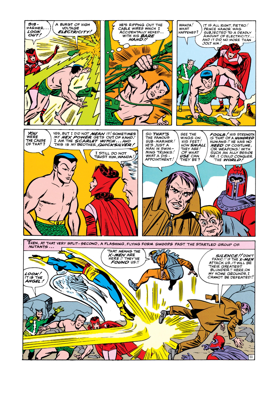 Uncanny X-Men (1963) 6 Page 11