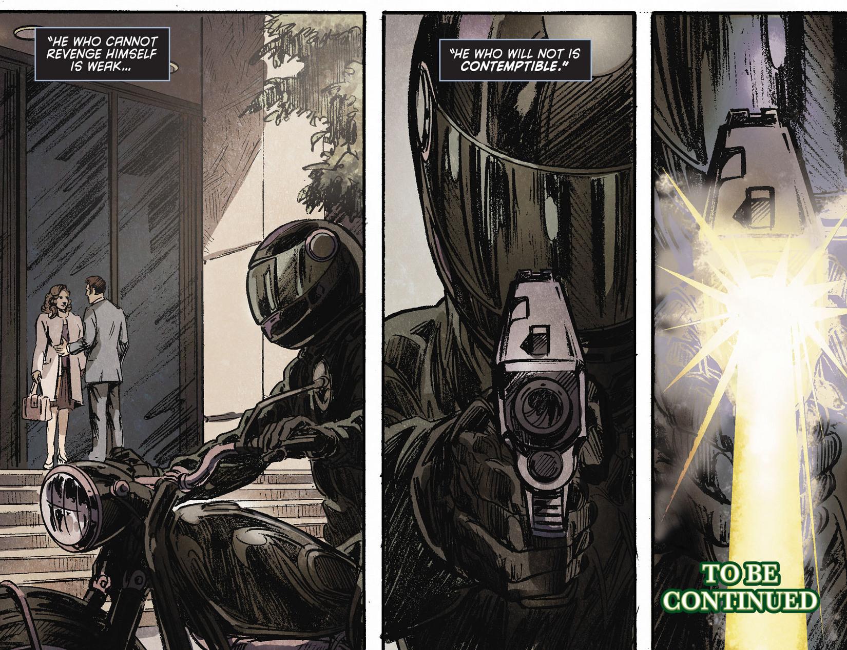 Read online Arrow [II] comic -  Issue #11 - 22