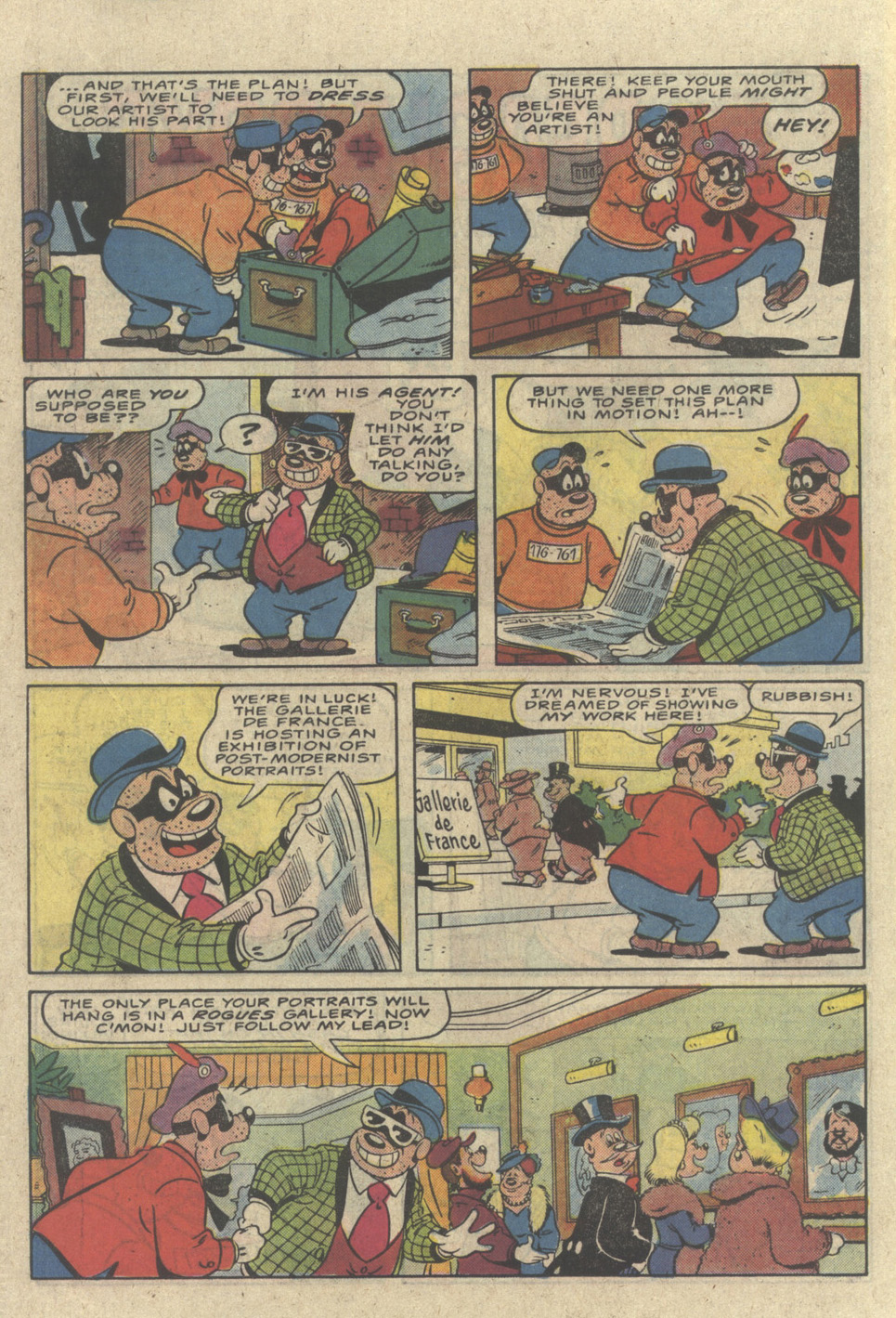 Read online Uncle Scrooge (1953) comic -  Issue #226 - 18