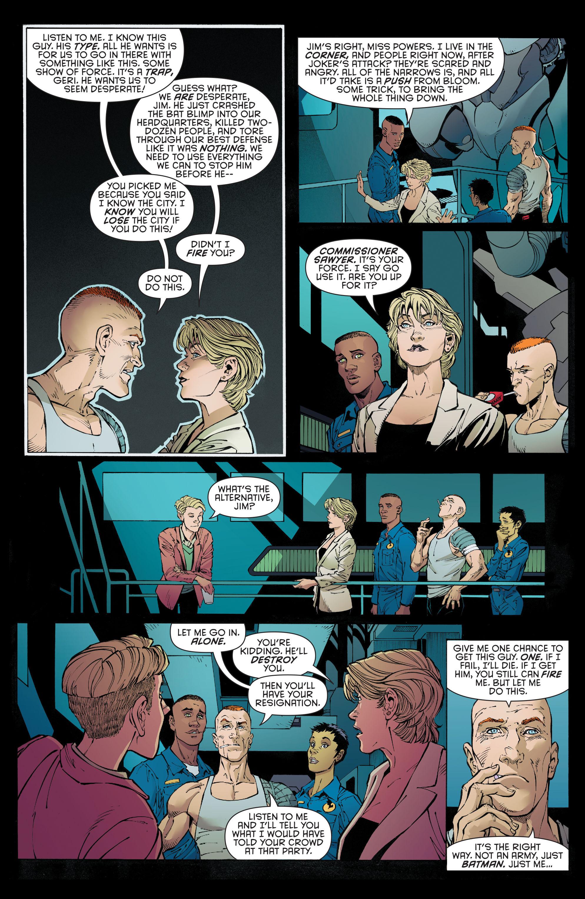 Read online Batman (2011) comic -  Issue # _TPB 9 - 20