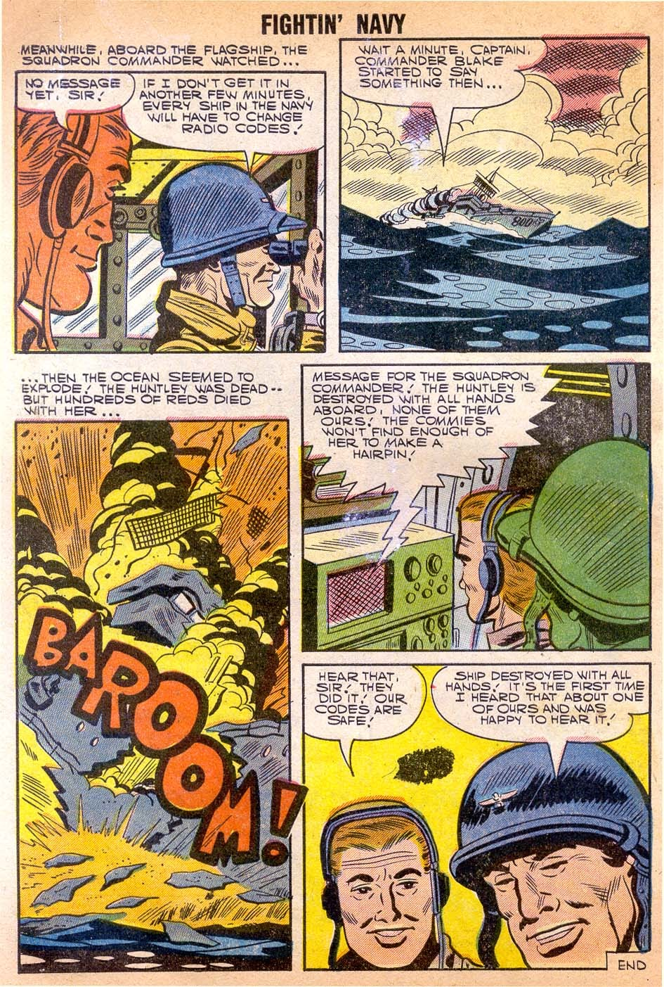 Read online Fightin' Navy comic -  Issue #79 - 32